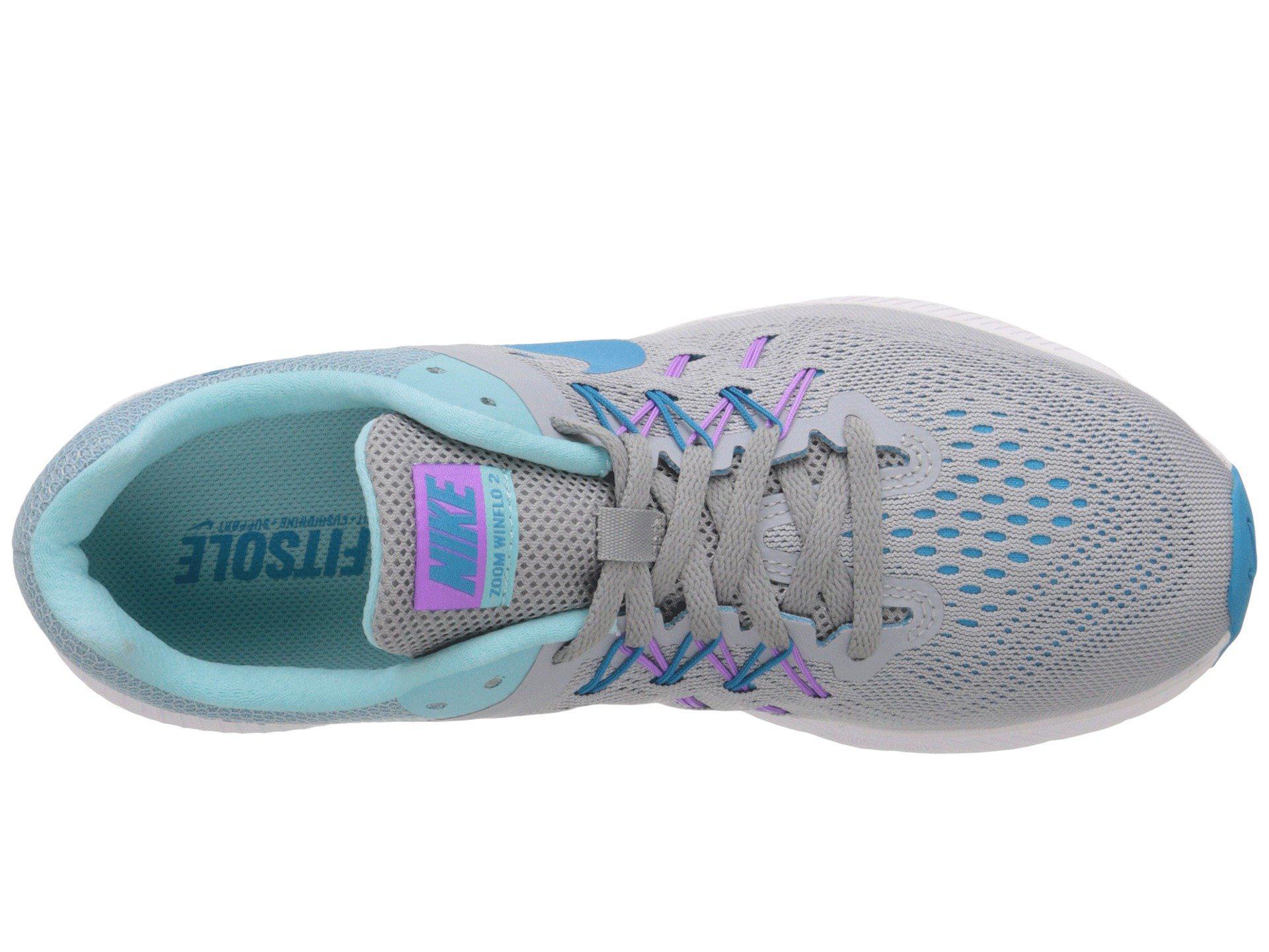 f4794f7667d14 Nike - Blue Zoom Winflo 2 - Lyst. View fullscreen