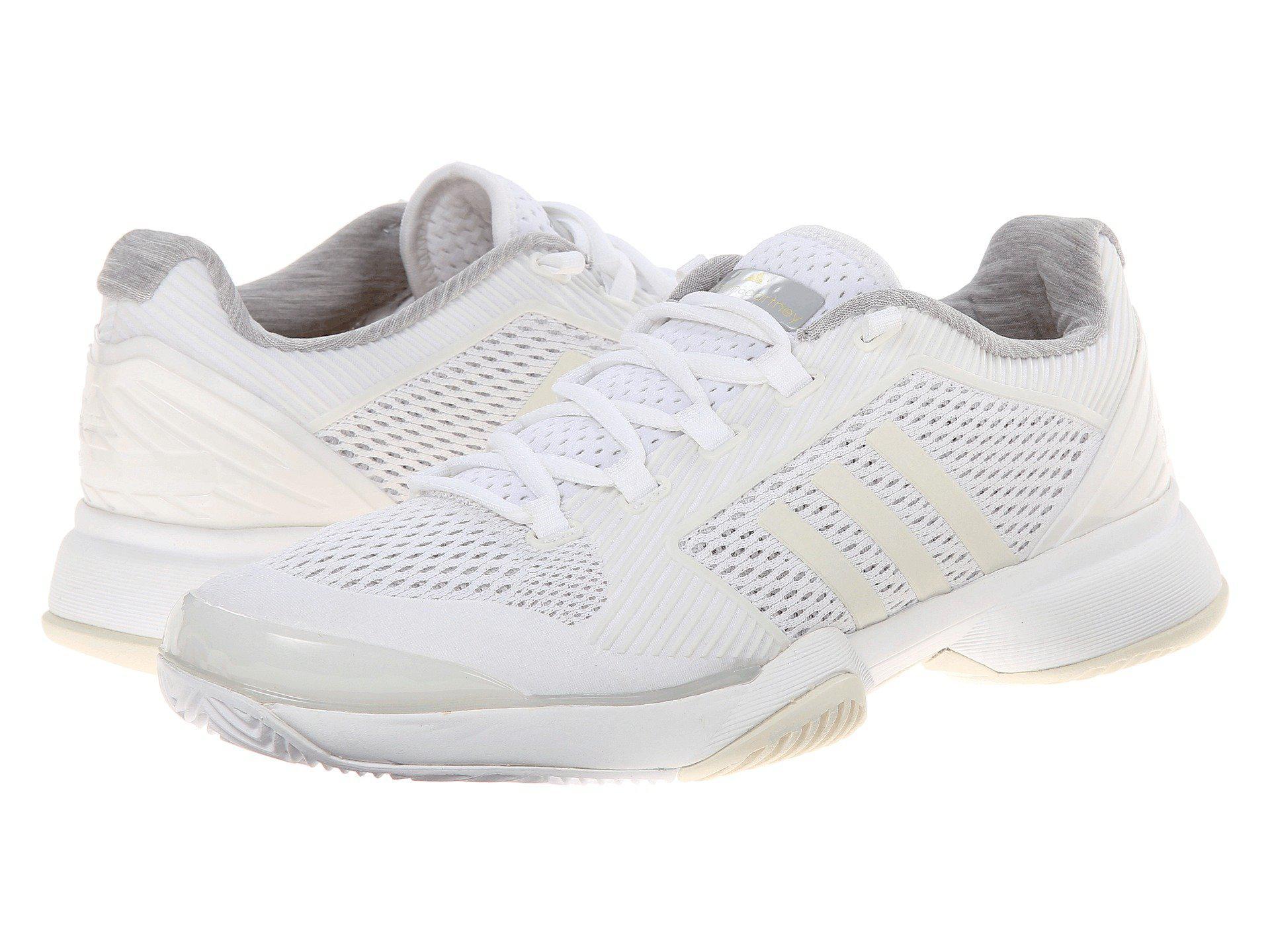 Lyst adidas, stella mccartney barricata 2015 in bianco.