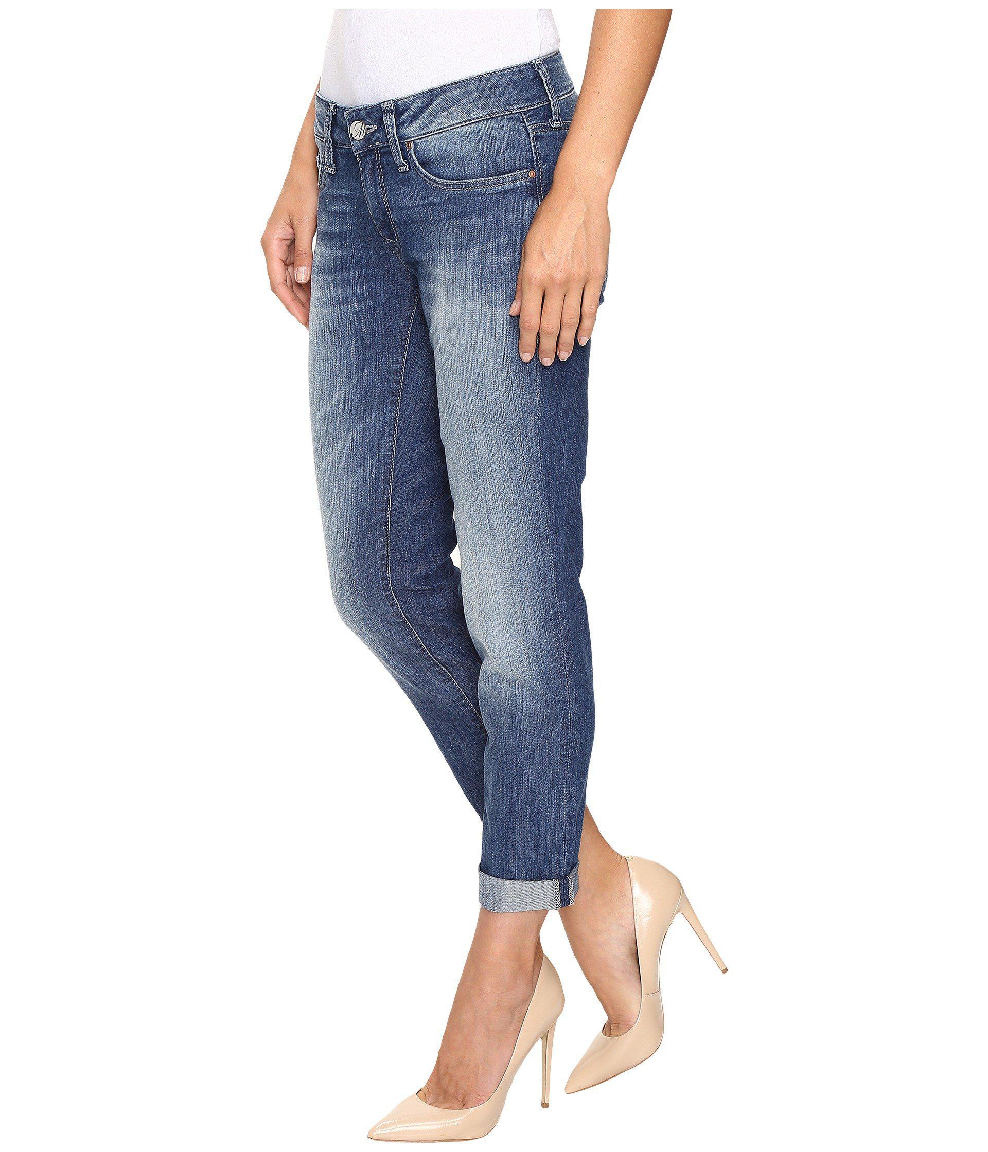 cbd33e44825 Lyst - Mavi Jeans Sonja In Used Nolita in Blue