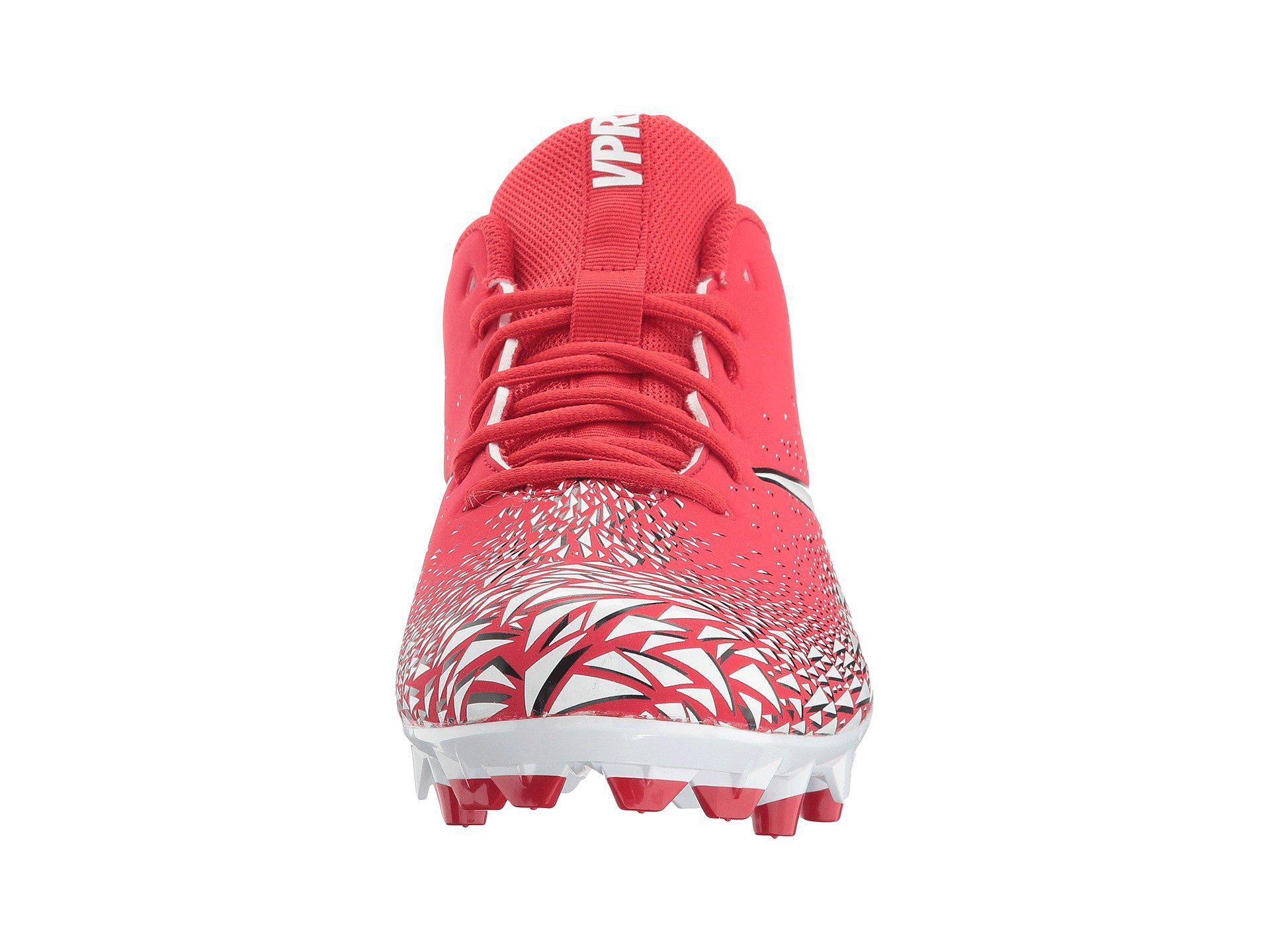 c14ec8240 Nike Vapor Varsity Low Td in Red for Men - Lyst