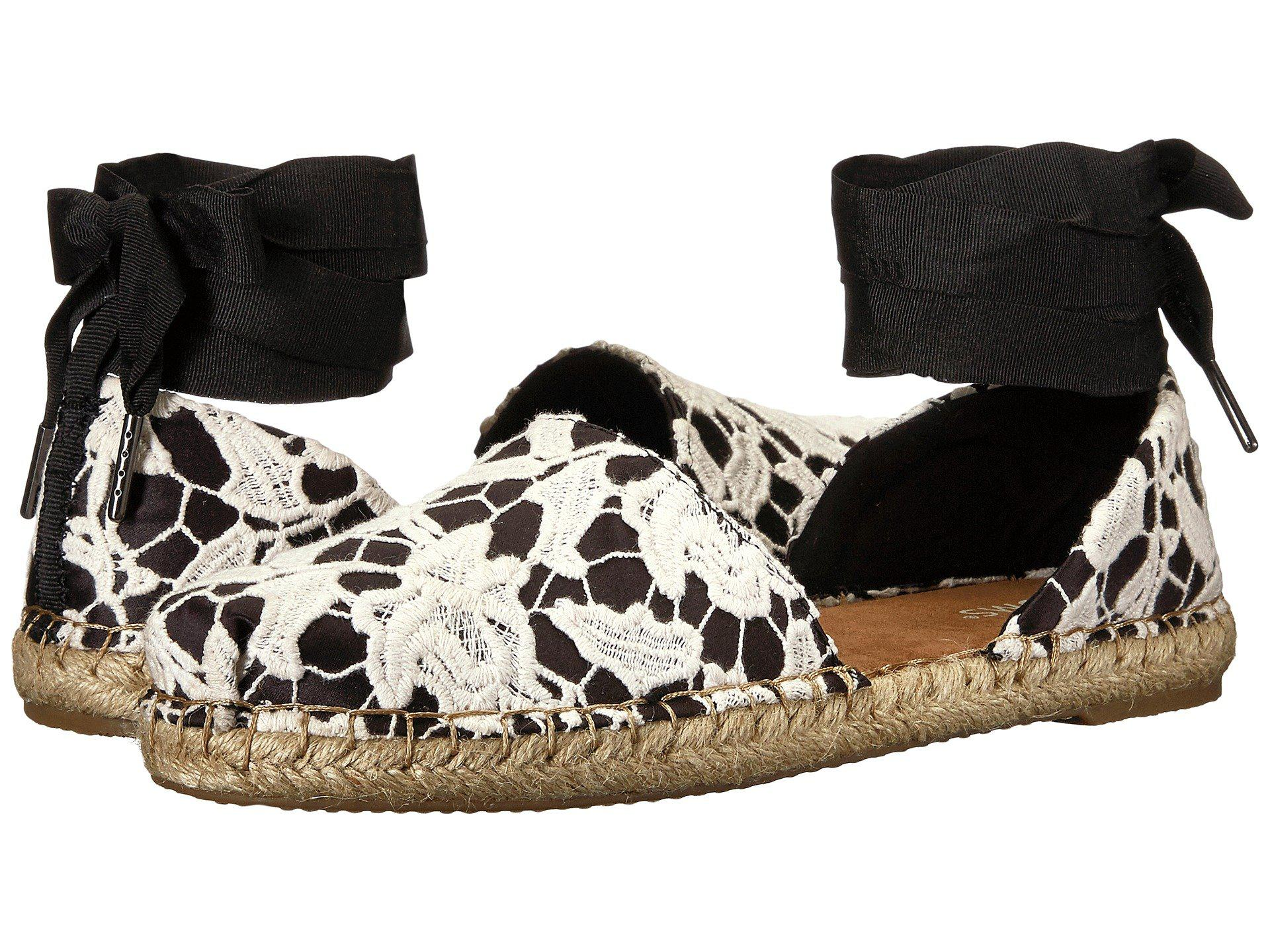 04157336338d Lyst - TOMS Katalina in Black - Save 58%