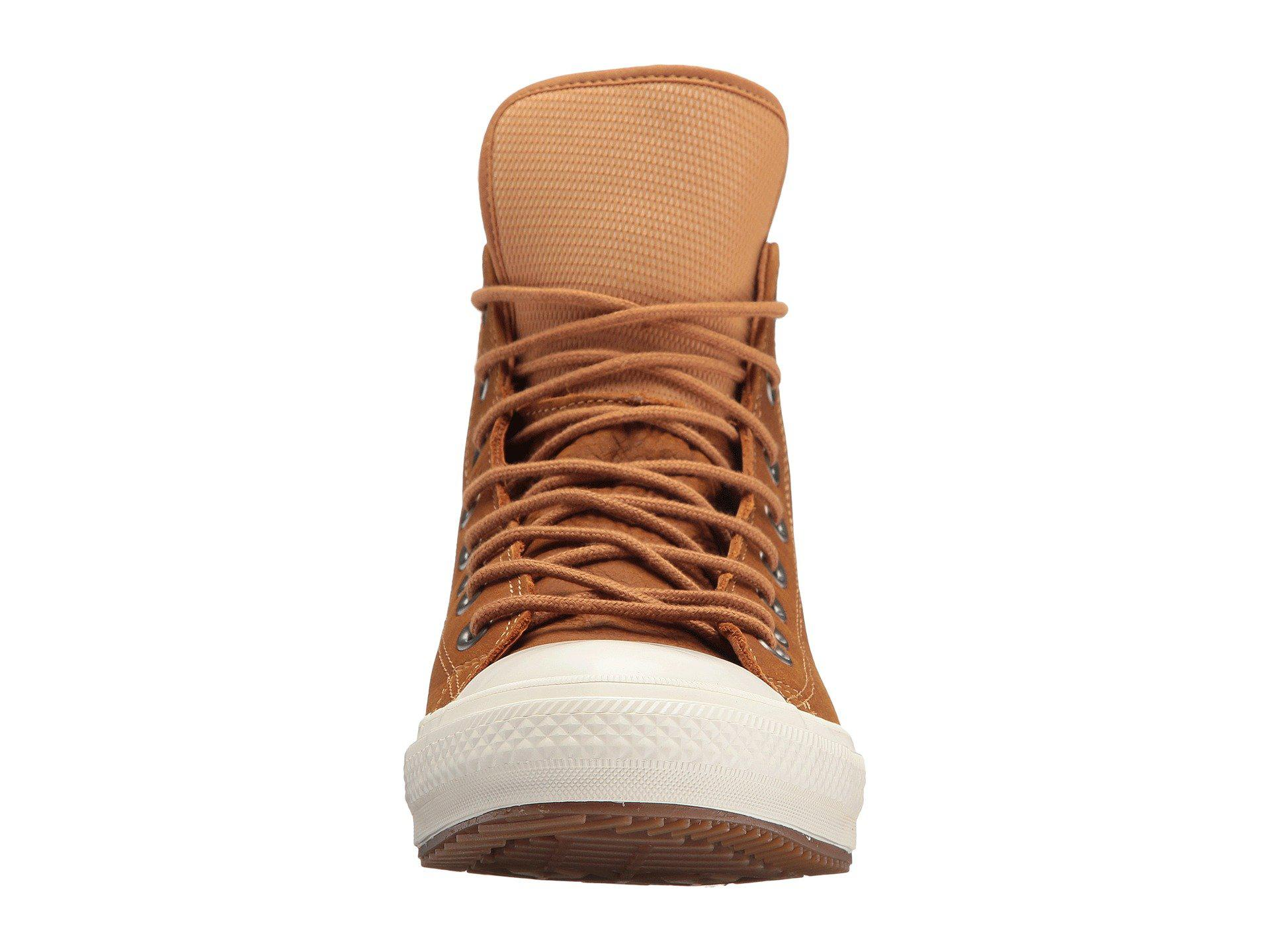 3263e40c07c Lyst - Converse Chuck Taylor® All Star® Waterproof Boot Nubuck Hi in ...