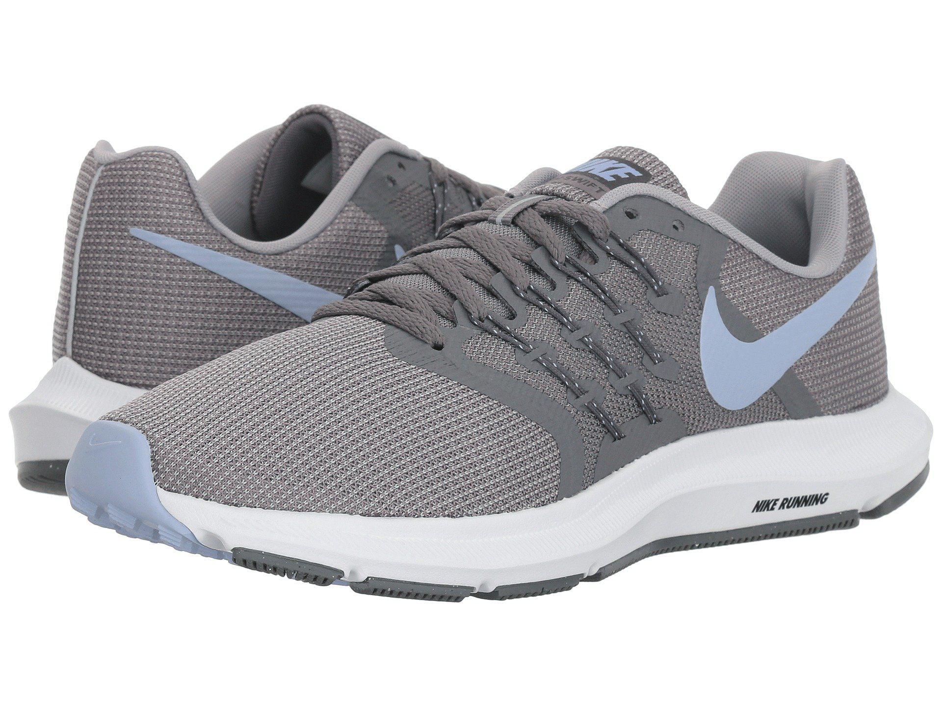 609fc466c6ce9 Lyst - Nike Run Swift in Gray
