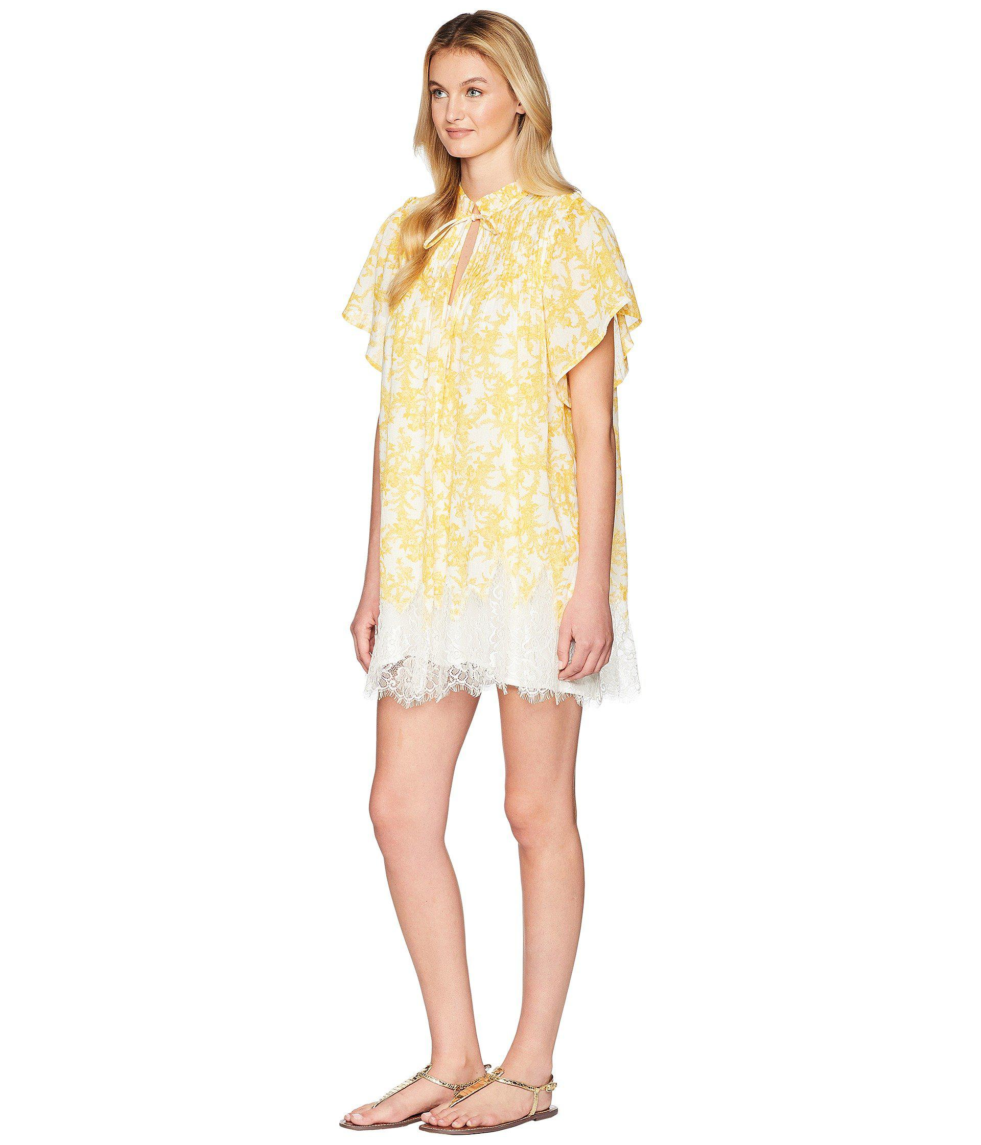 9137120e580d Lyst - Free People Marigold Mini Dress in White - Save 51%