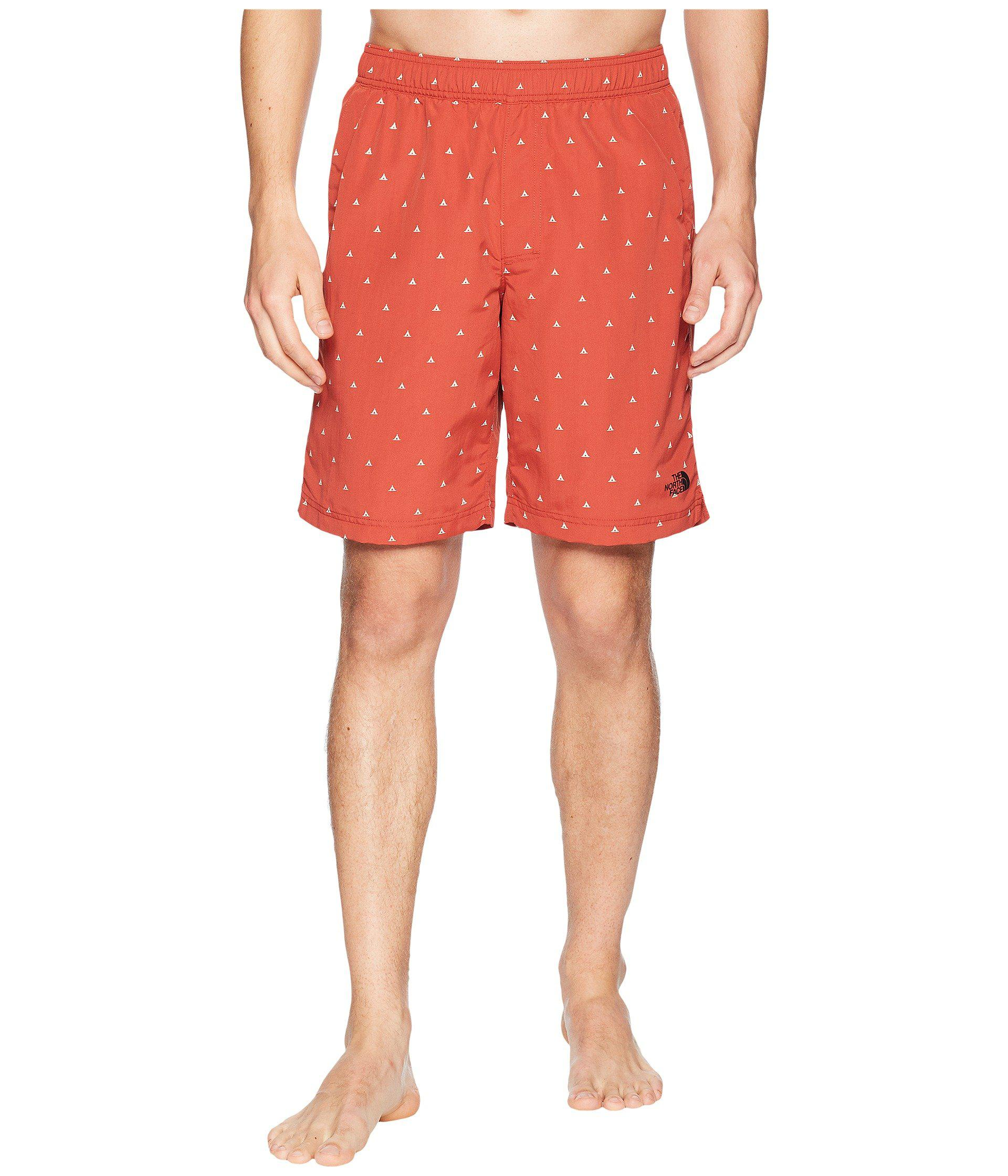 cccfd4f20646f Lyst - The North Face Class V Pull-on Trunk - Long in Red for Men