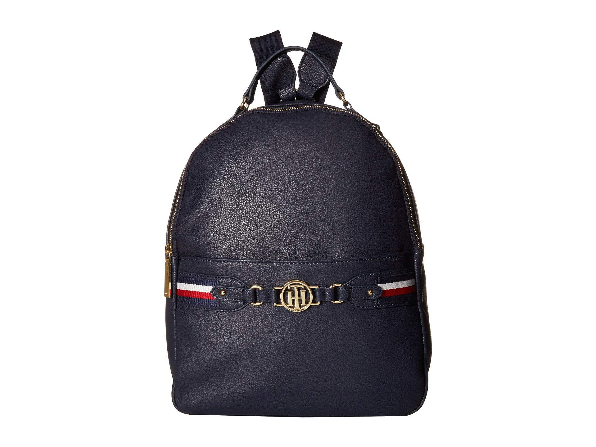 e85519f022c0d Lyst - Tommy Hilfiger Brice Backpack in Blue - Save 37%