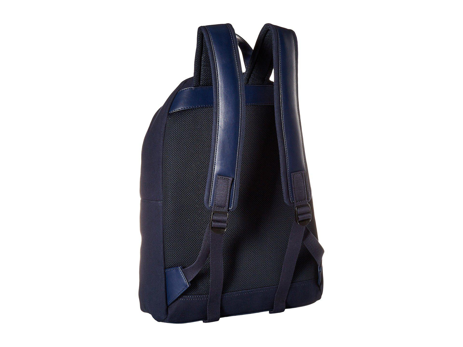 Lyst - Tommy Hilfiger Icon Backpack Canvas in Blue for Men d2f53955f7dcc