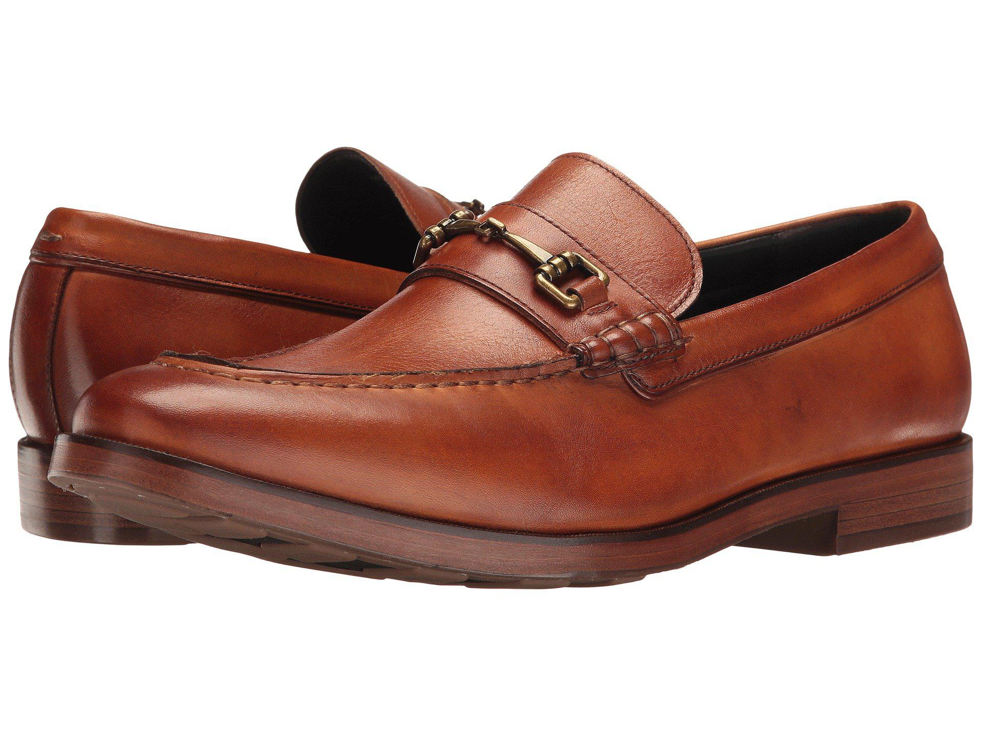 f41a329b424 Lyst - Cole Haan Hamilton Grand Bit Loafer in Brown for Men - Save ...