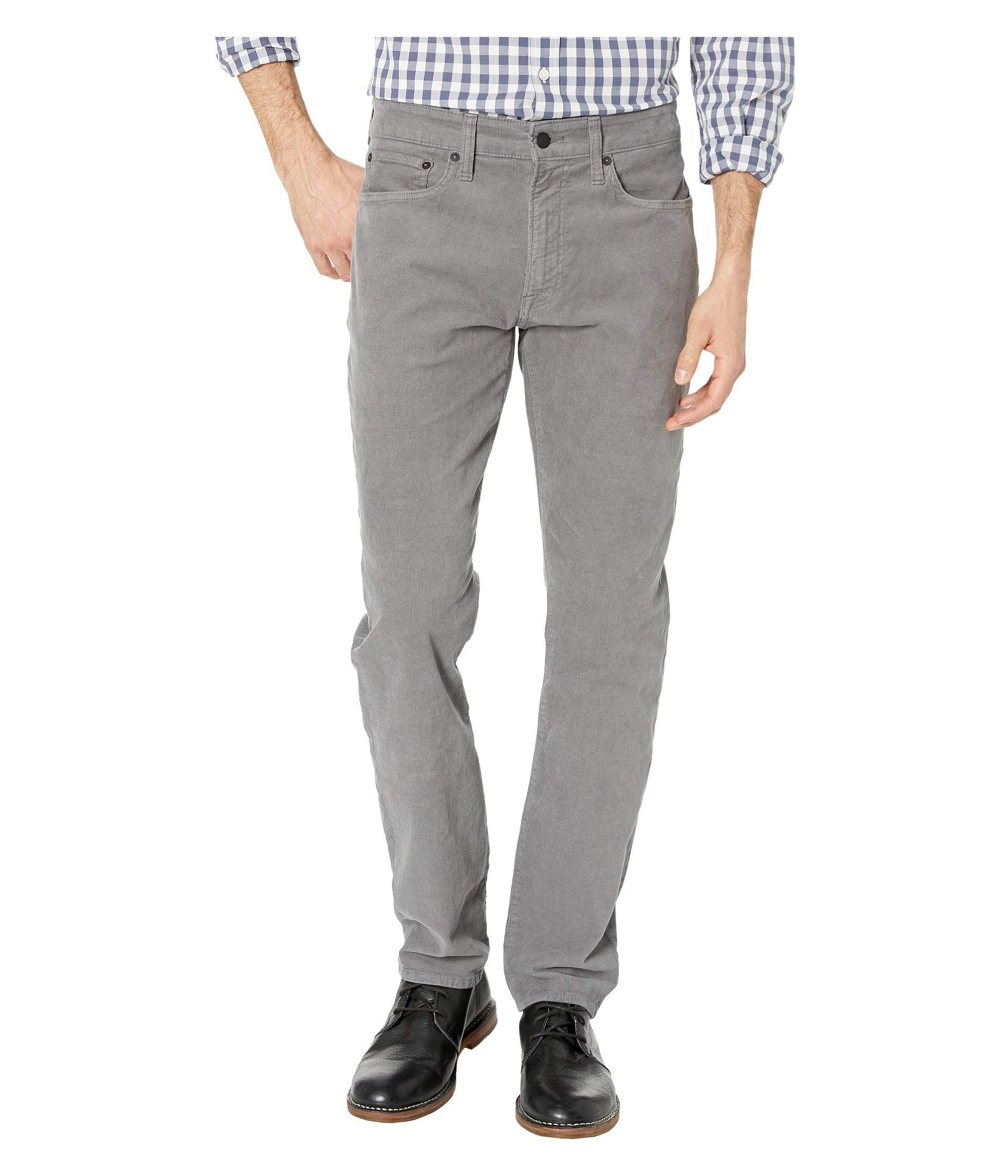 3b59a0a813af Lyst - Lucky Brand 121 Heritage Slim Jeans In Gargoyle in Gray for ...