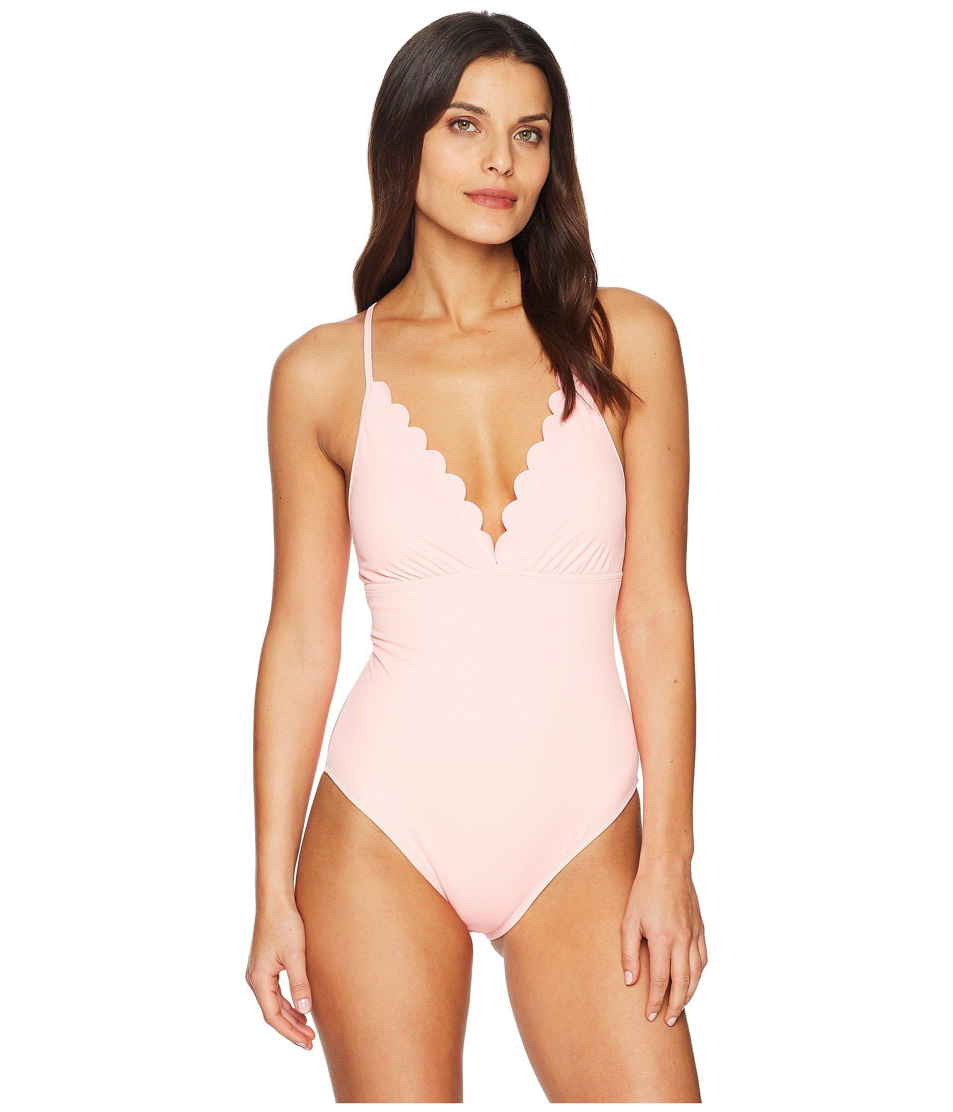 4570d32c9a Lyst - La Blanca Petal Pusher Halter One-piece in Pink - Save 37%
