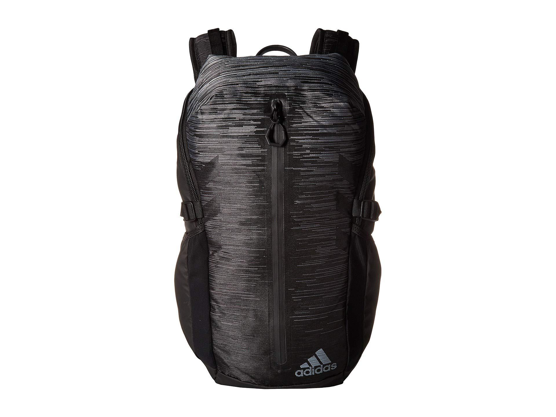 Lyst - adidas Prime Weave Backpack in Black c17fc56b0b3ca