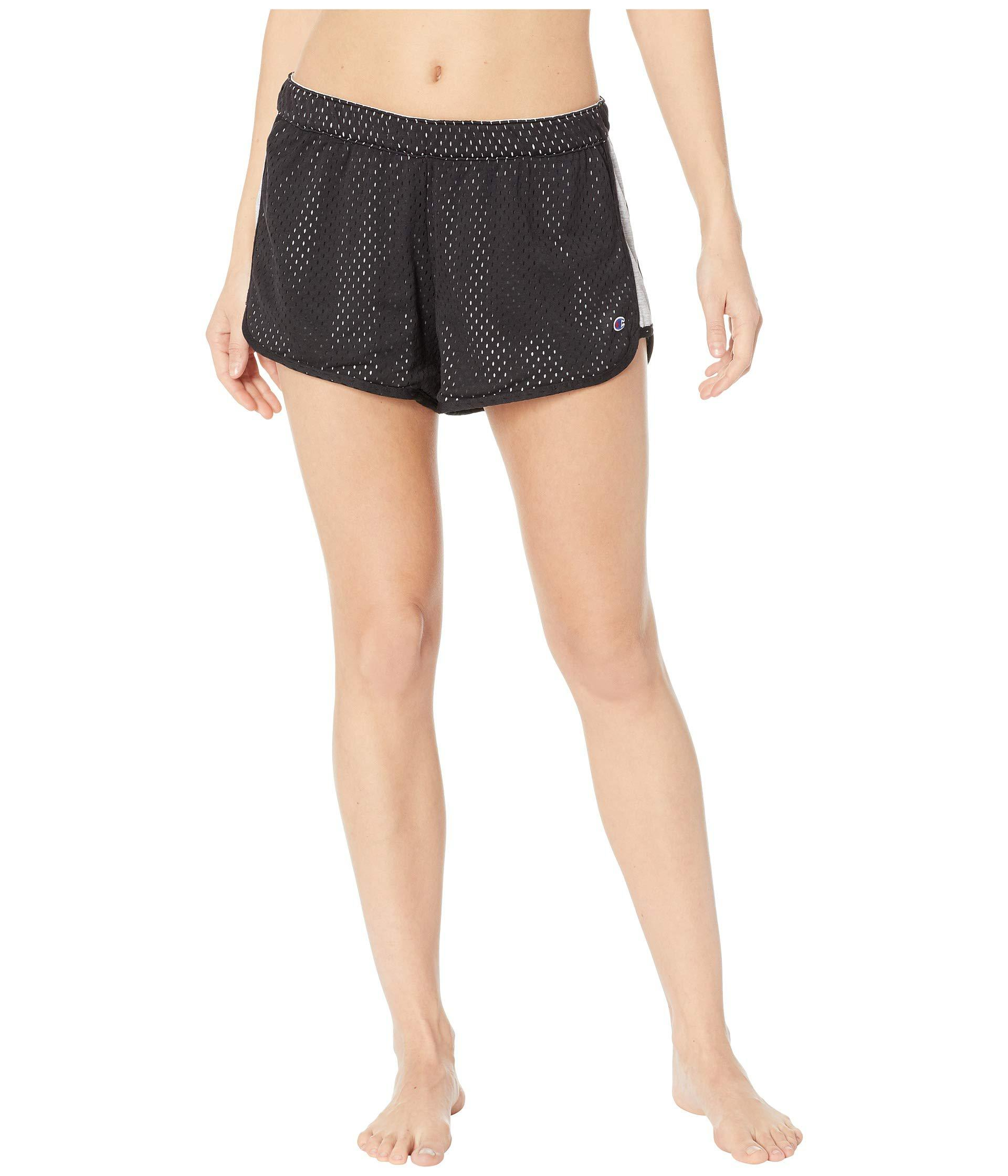 31f9a55fa40d Lyst - Champion Reversible Mesh Shorts in Black