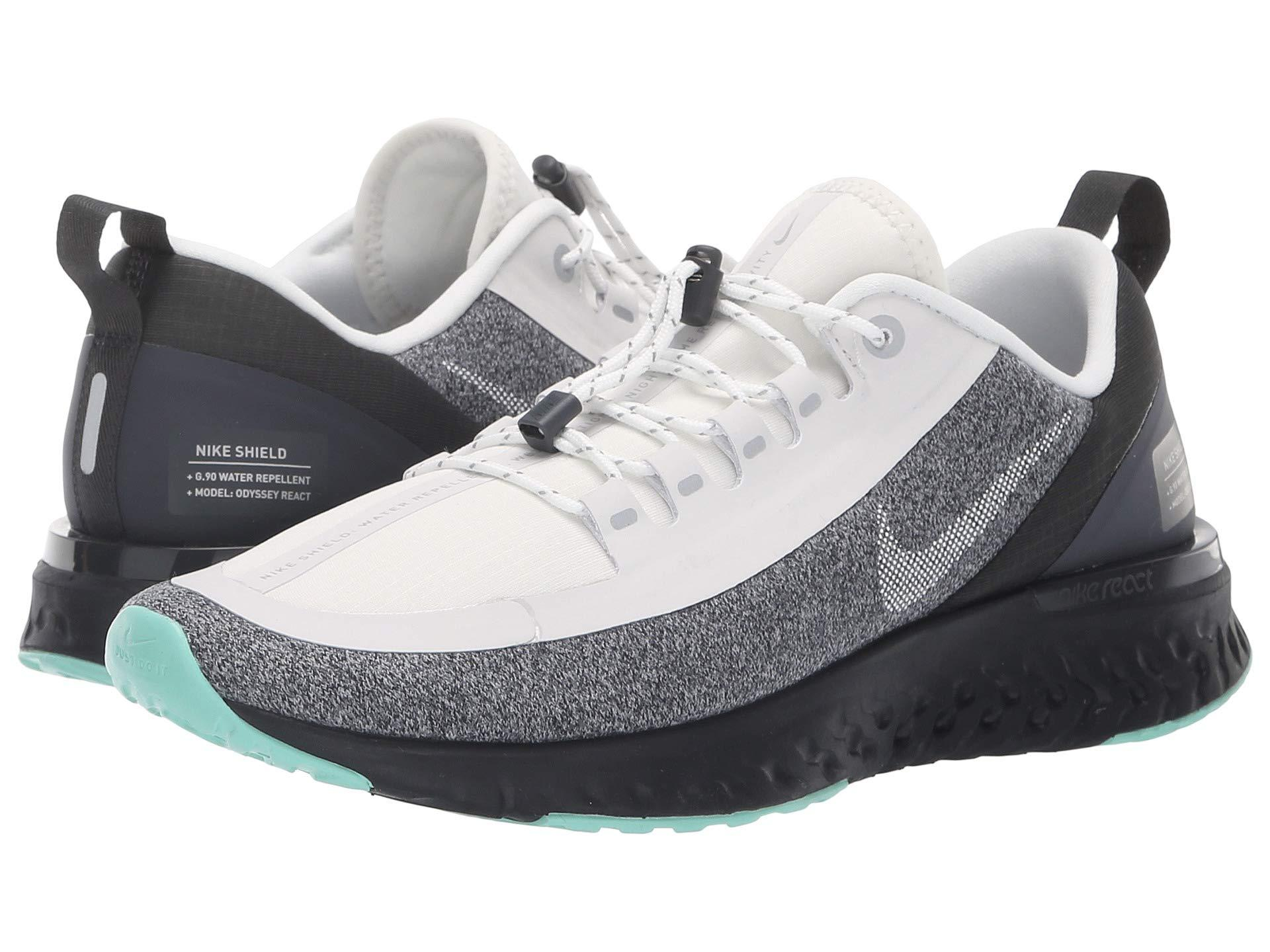 fe130983942ce Lyst - Nike Odyssey React Shield in Metallic - Save 13%