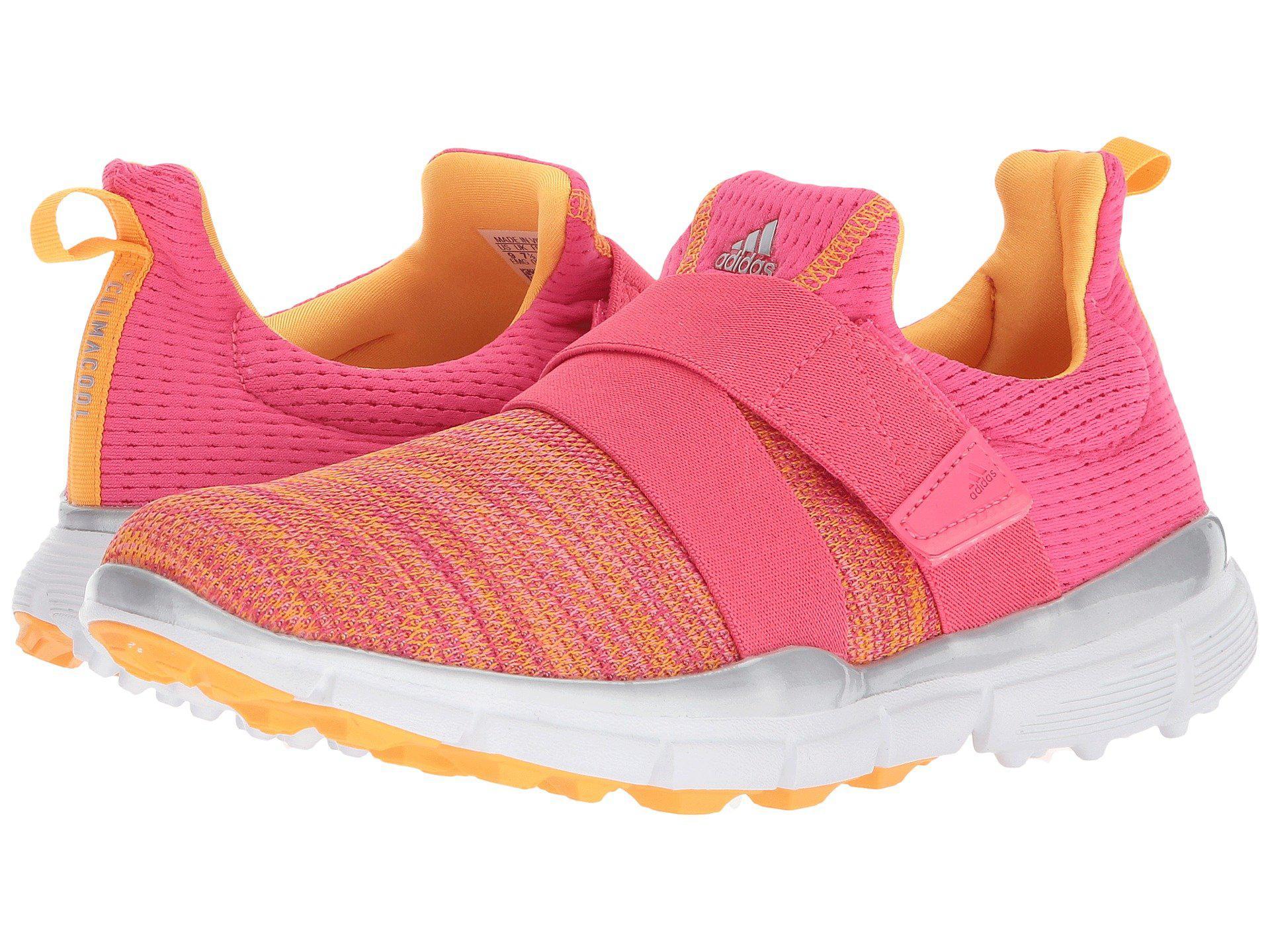 buy popular 0b19d f3998 ... huge selection of 8ef32 a0a42 Adidas Originals - Pink Climacool Knit -  Lyst. View fullscreen