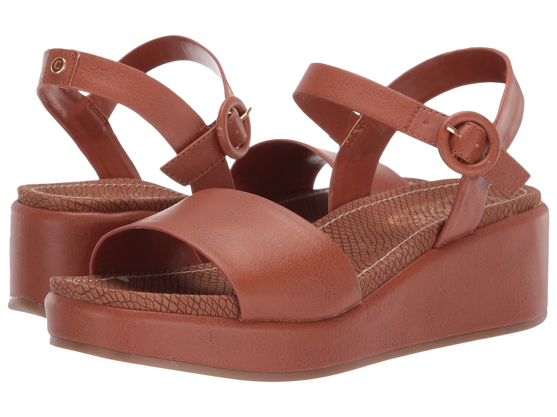 a8213932cb11 Lyst - Circus by Sam Edelman Sarah in Brown - Save 7%