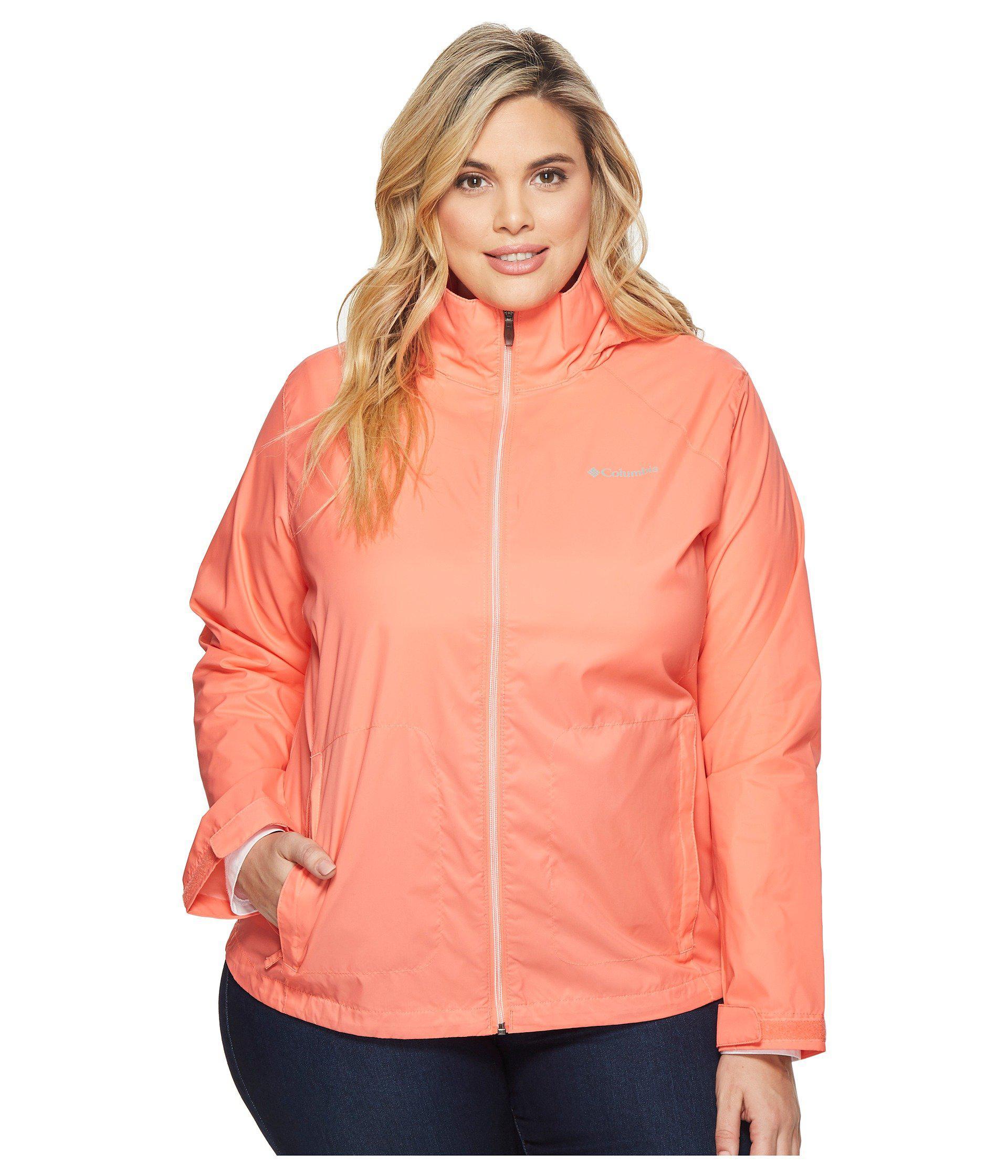 86ee7d399cc61 Columbia. Women s Plus Size Switchbacktm Ii Jacket