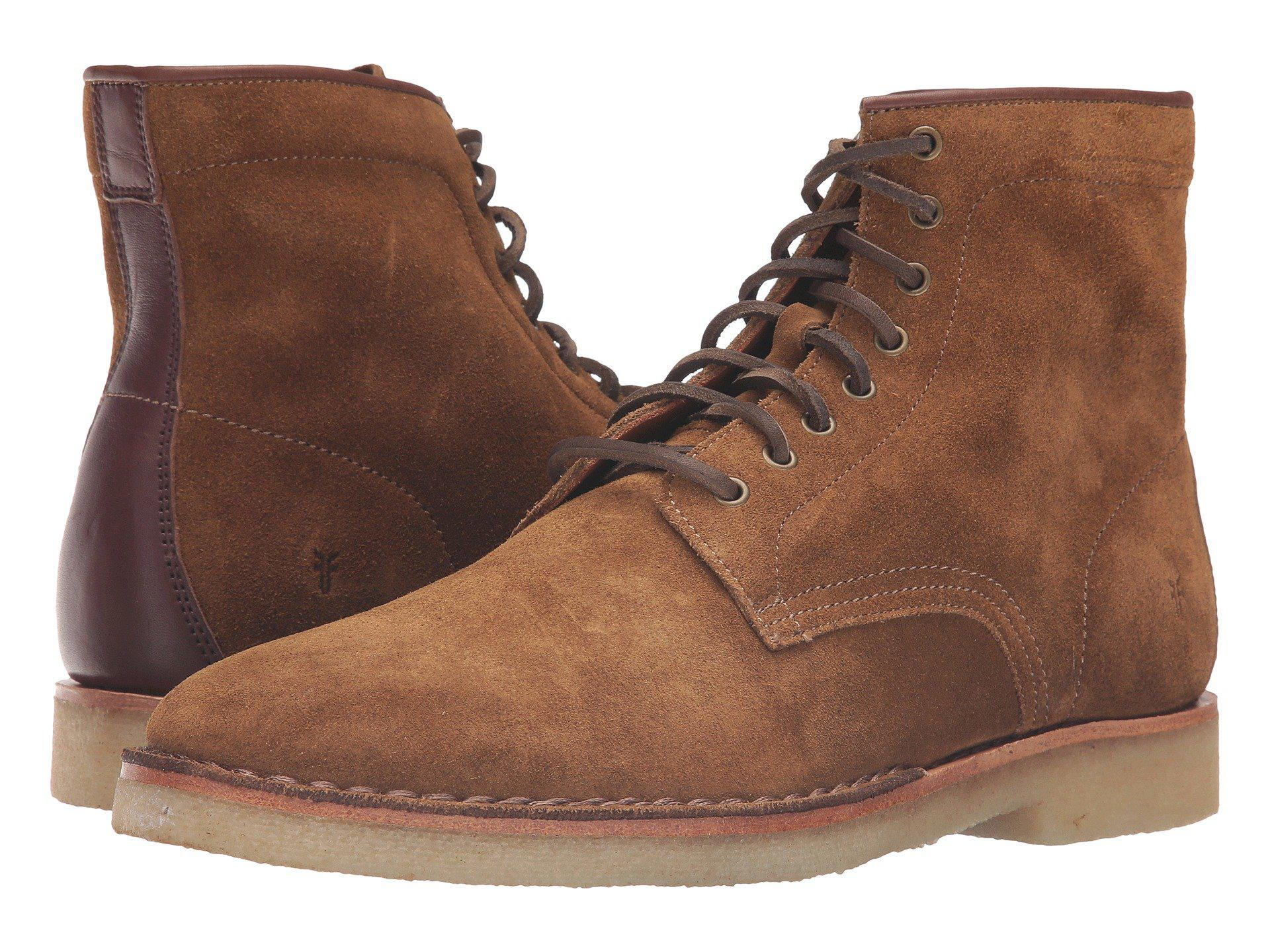 Frye. Men's Brown Arden Lace-up