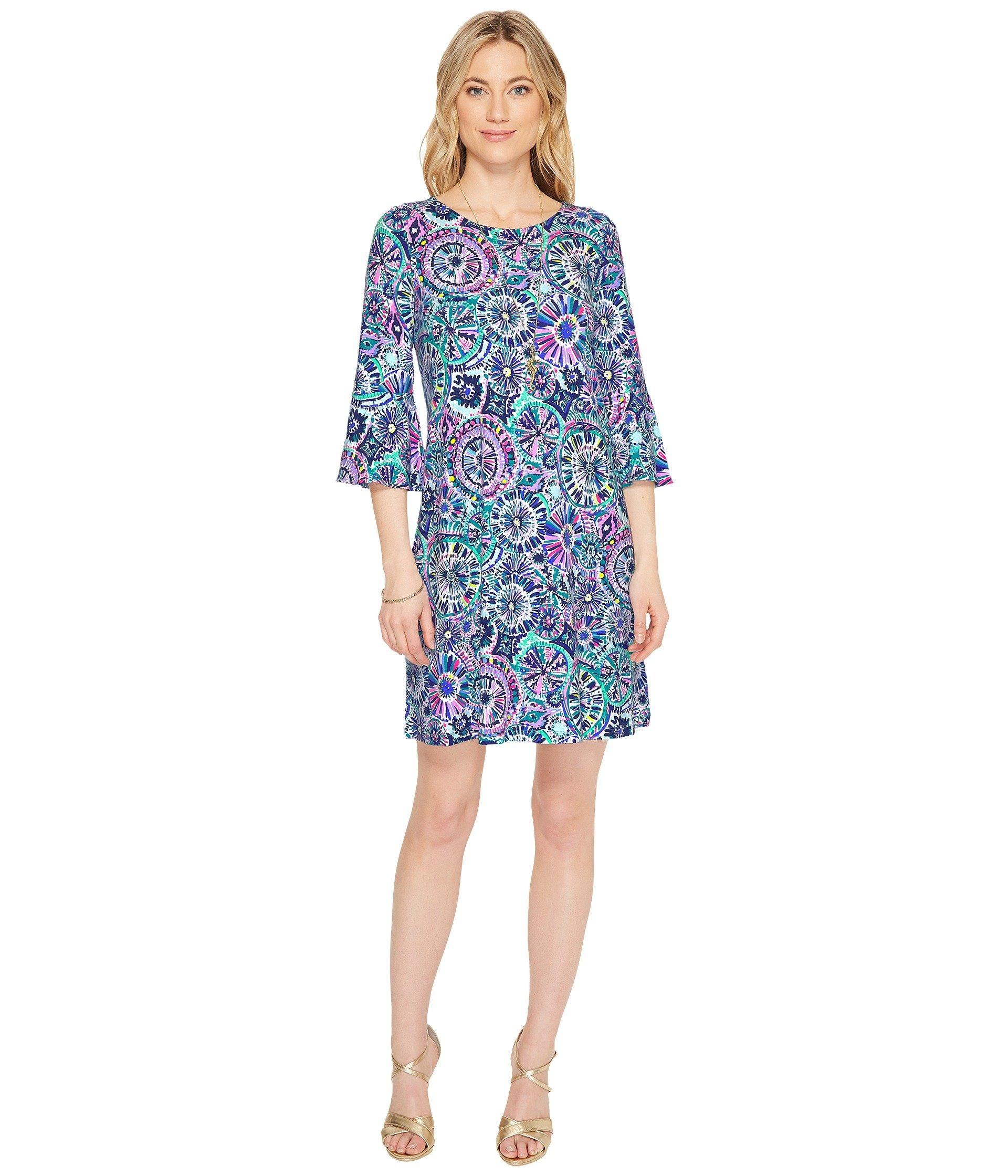 ea19ccfc4c7258 Lilly Pulitzer Ophelia Dress in Blue - Lyst