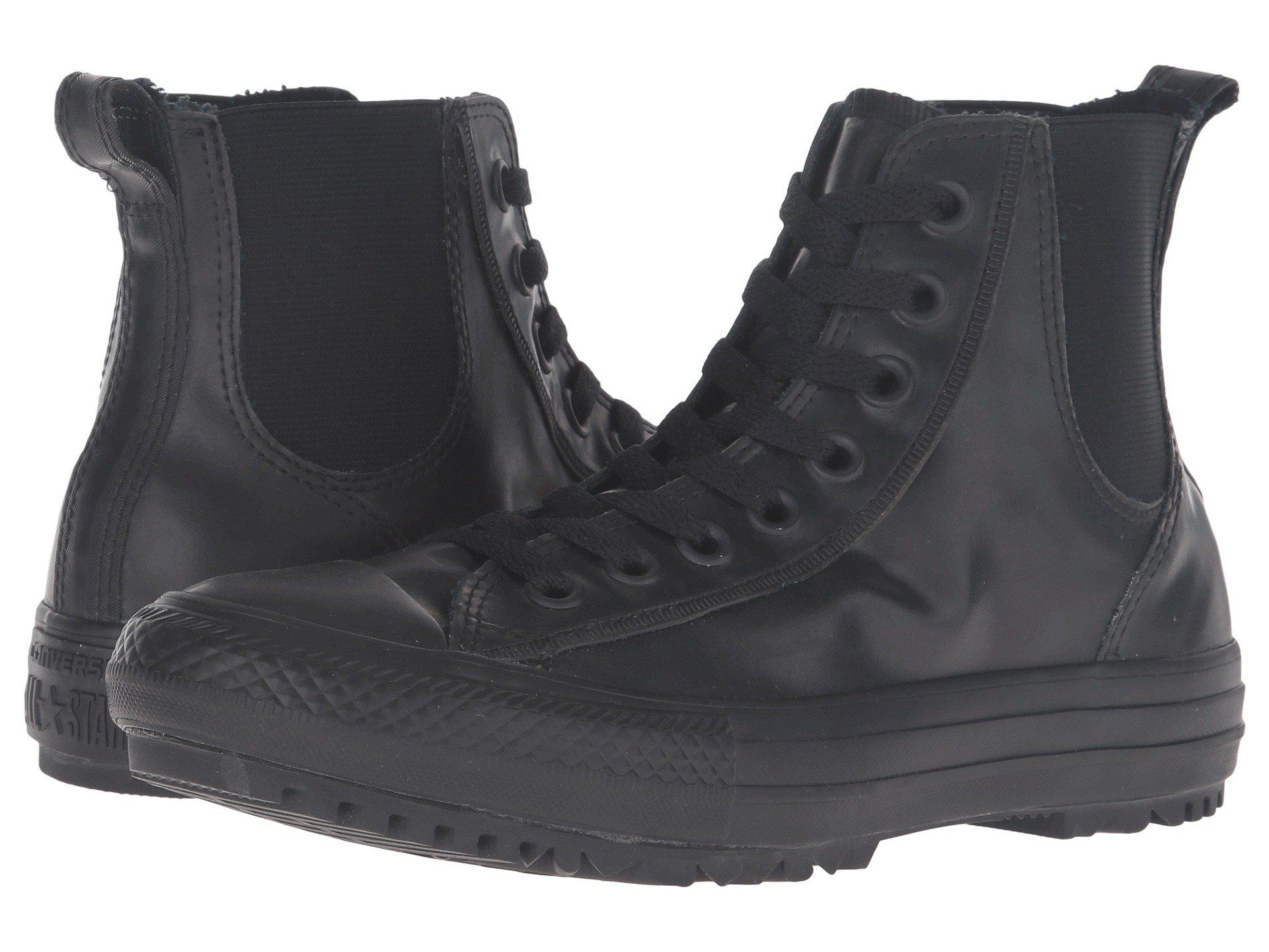 98b230c0123f60 Lyst - Converse Chuck Taylor® All Star® Chelsee Translucent Rubber ...