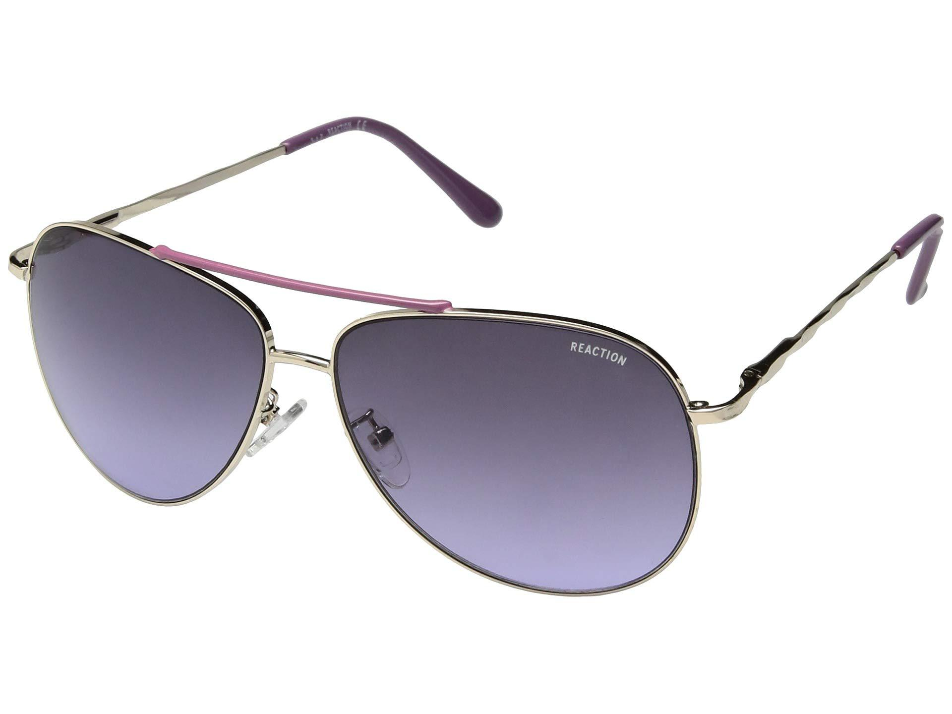 16bc30adc3 Kenneth Cole Reaction Kc1282 in Metallic - Lyst