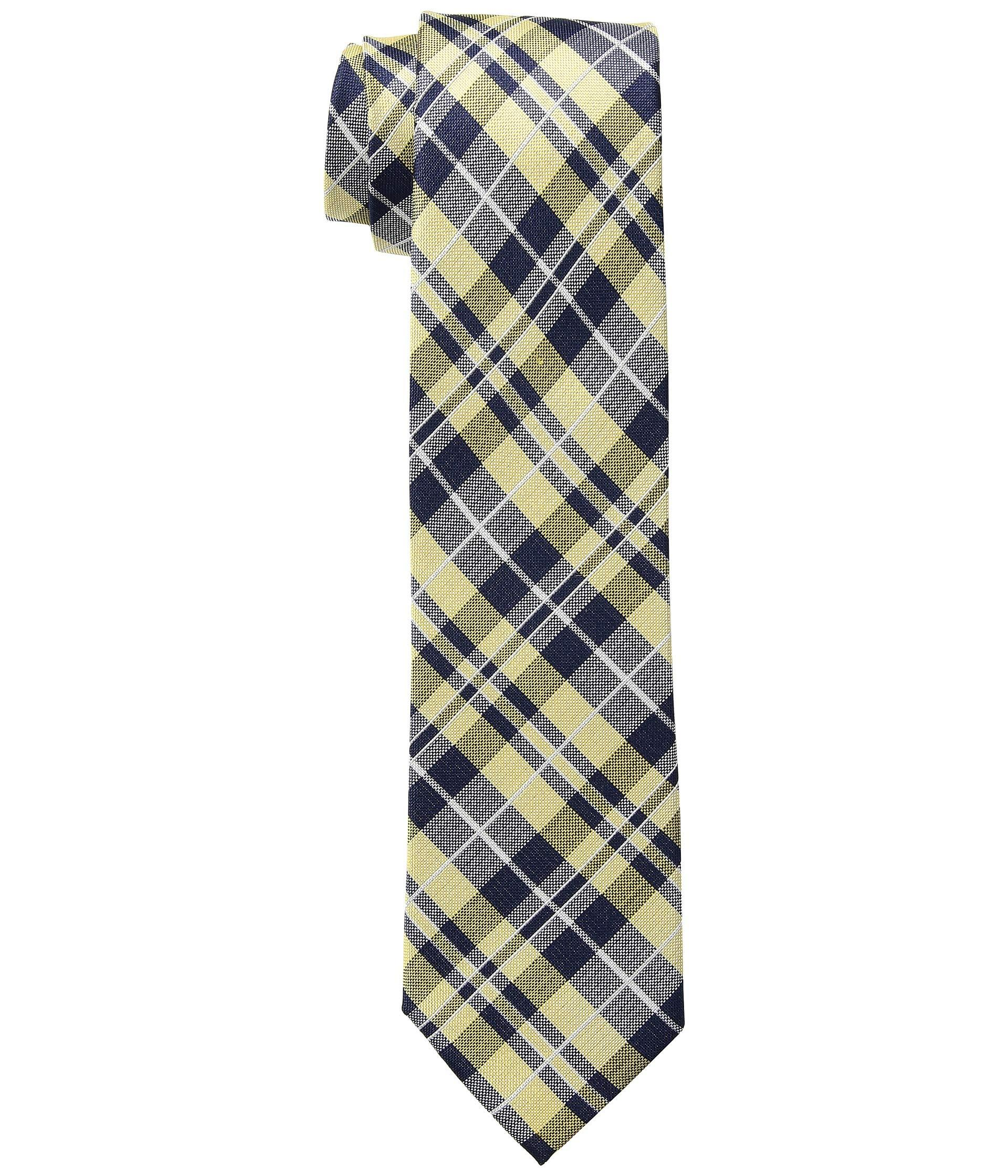 770d172aac27 Lyst - Tommy Hilfiger West Side Check in Yellow for Men - Save 59%