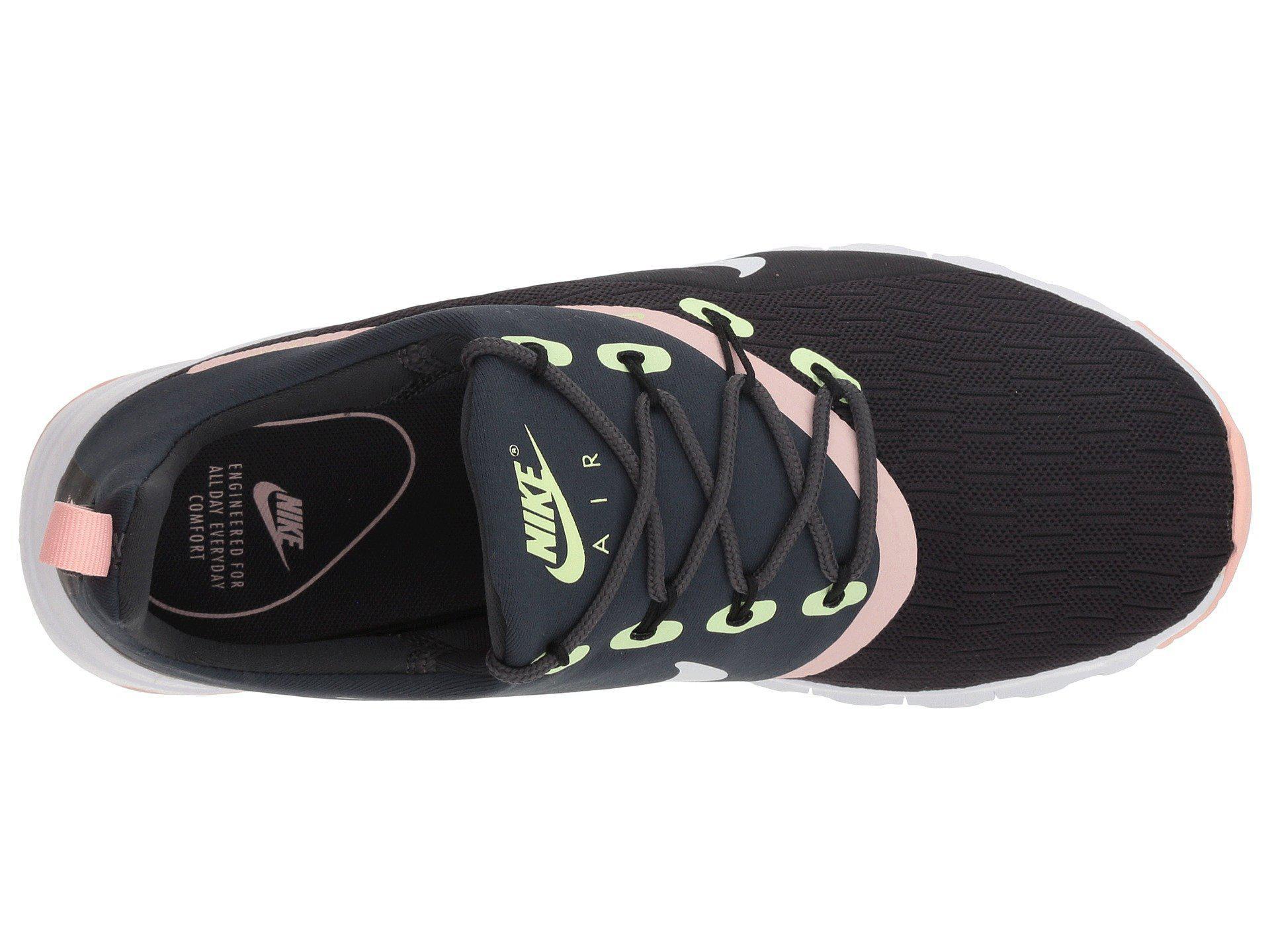 free shipping 981f8 aa06c Nike - Black Air Max Motion Racer 2 - Lyst. View fullscreen