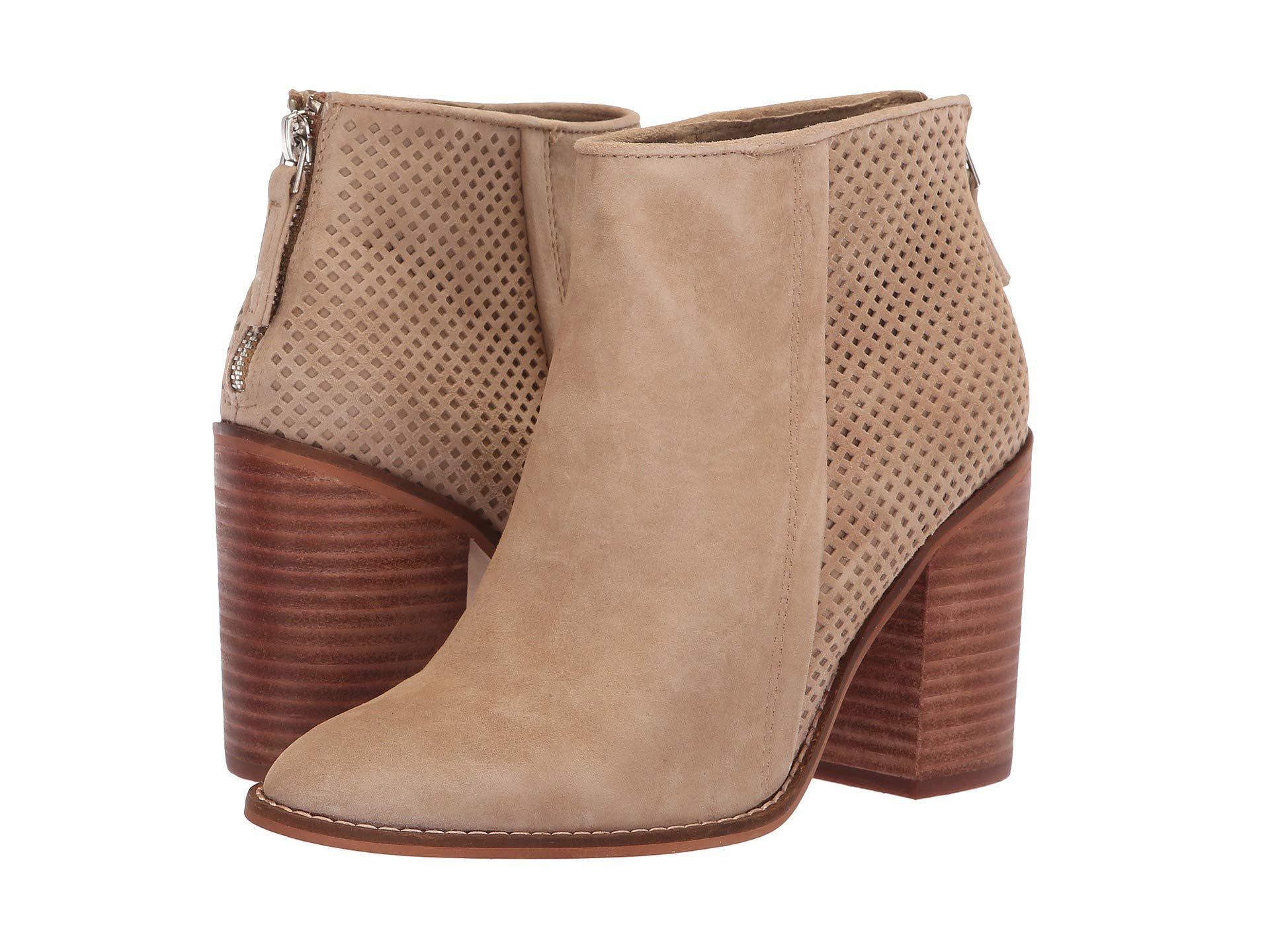 4107573e001 Lyst - Steve Madden Replay Bootie in Brown - Save 44%