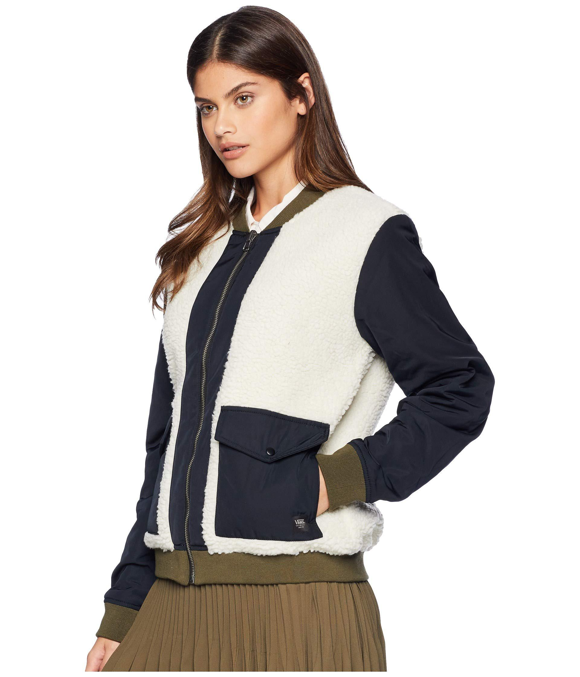 Lyst - Vans Maverick Jacket in Blue - Save 33% dc4beb7734