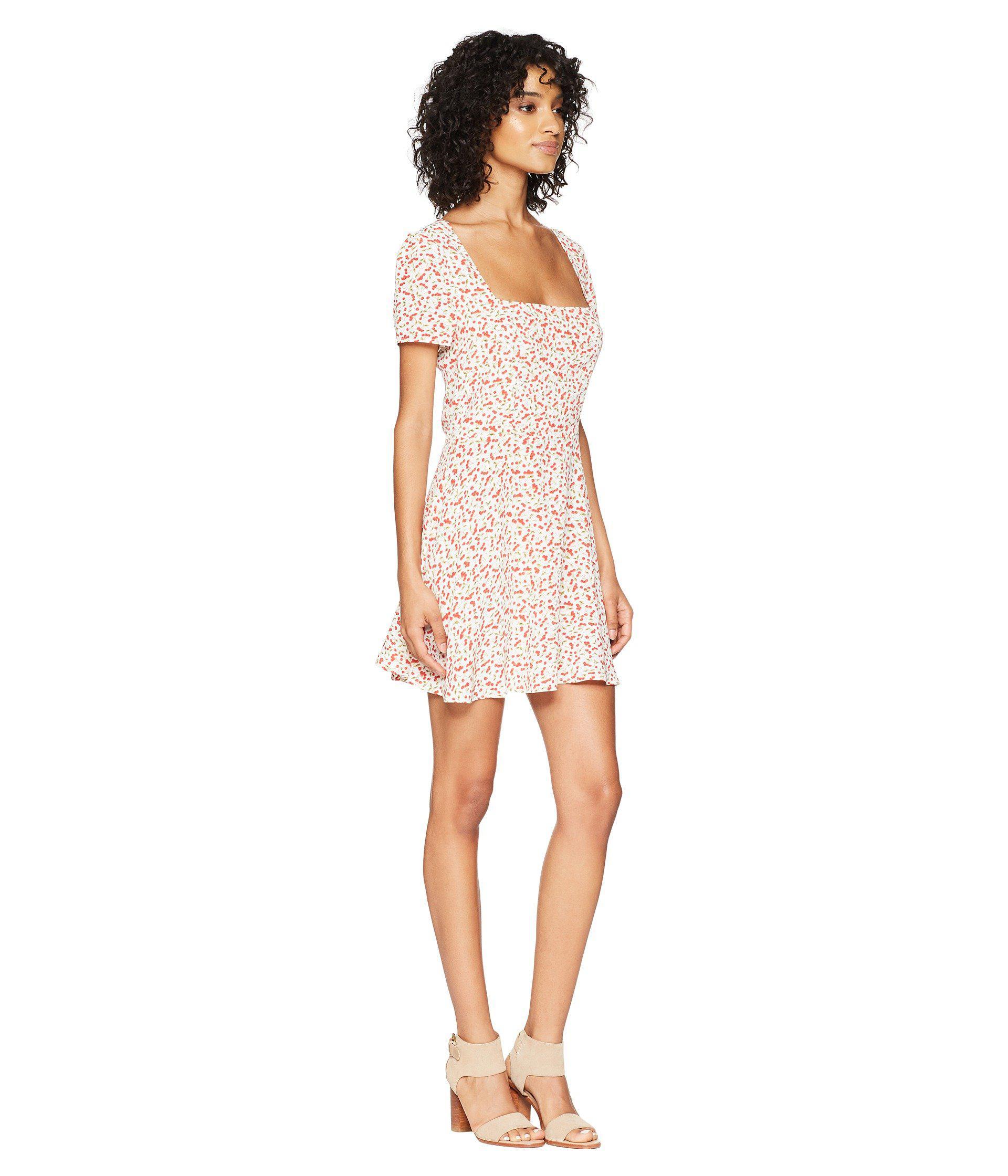 a6507b6bda16 Flynn Skye Maiden Mini Dress in Pink - Lyst