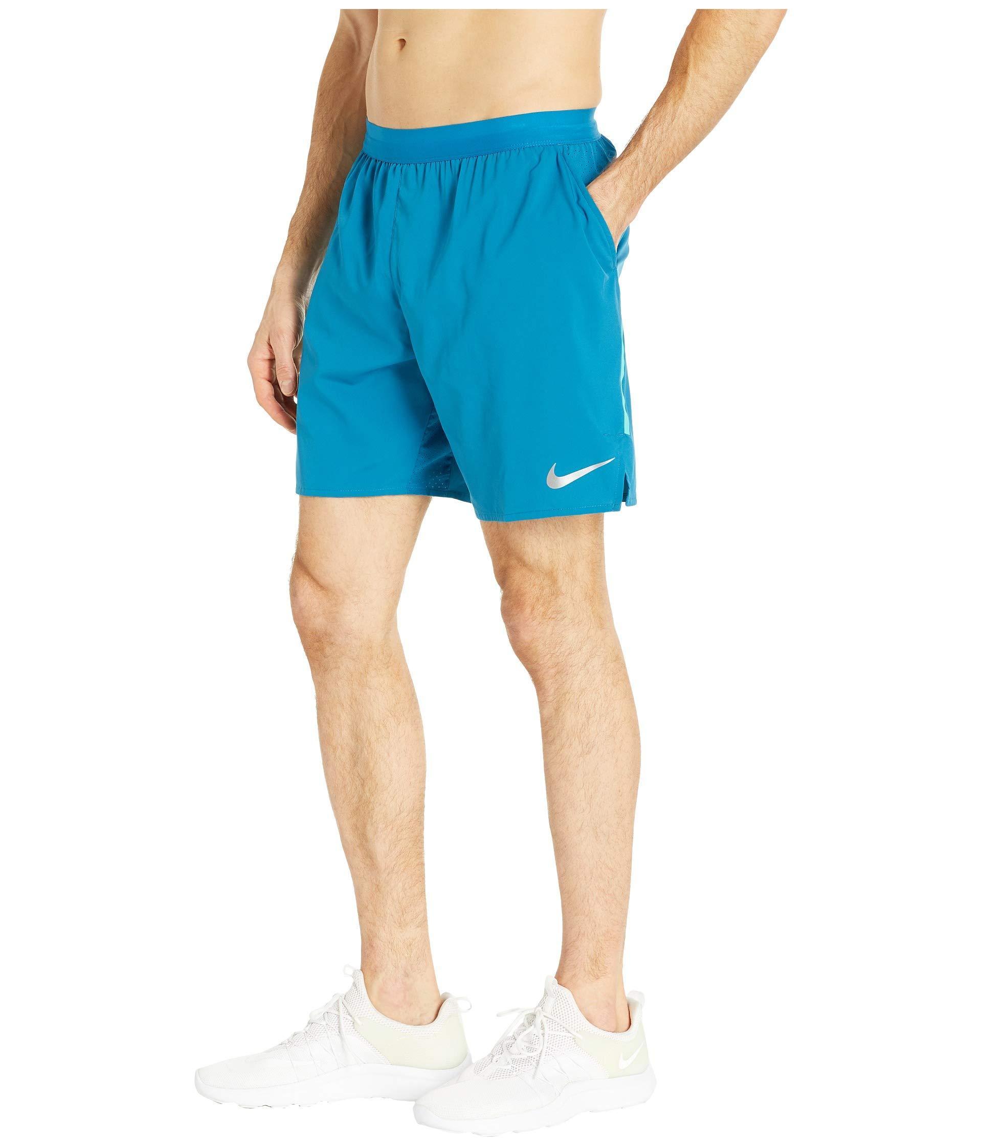 huge discount c4c07 edd0c Nike - Blue Flex Distance 7