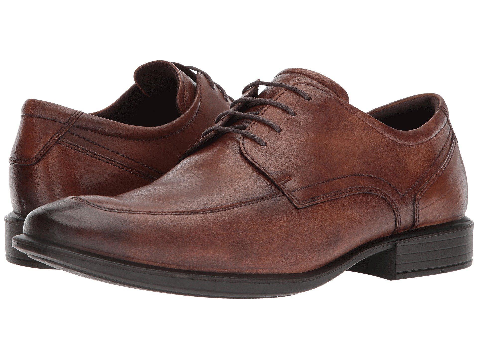 f86ad86f4a3 Lyst - Ecco Cairo Formal Tie in Brown for Men