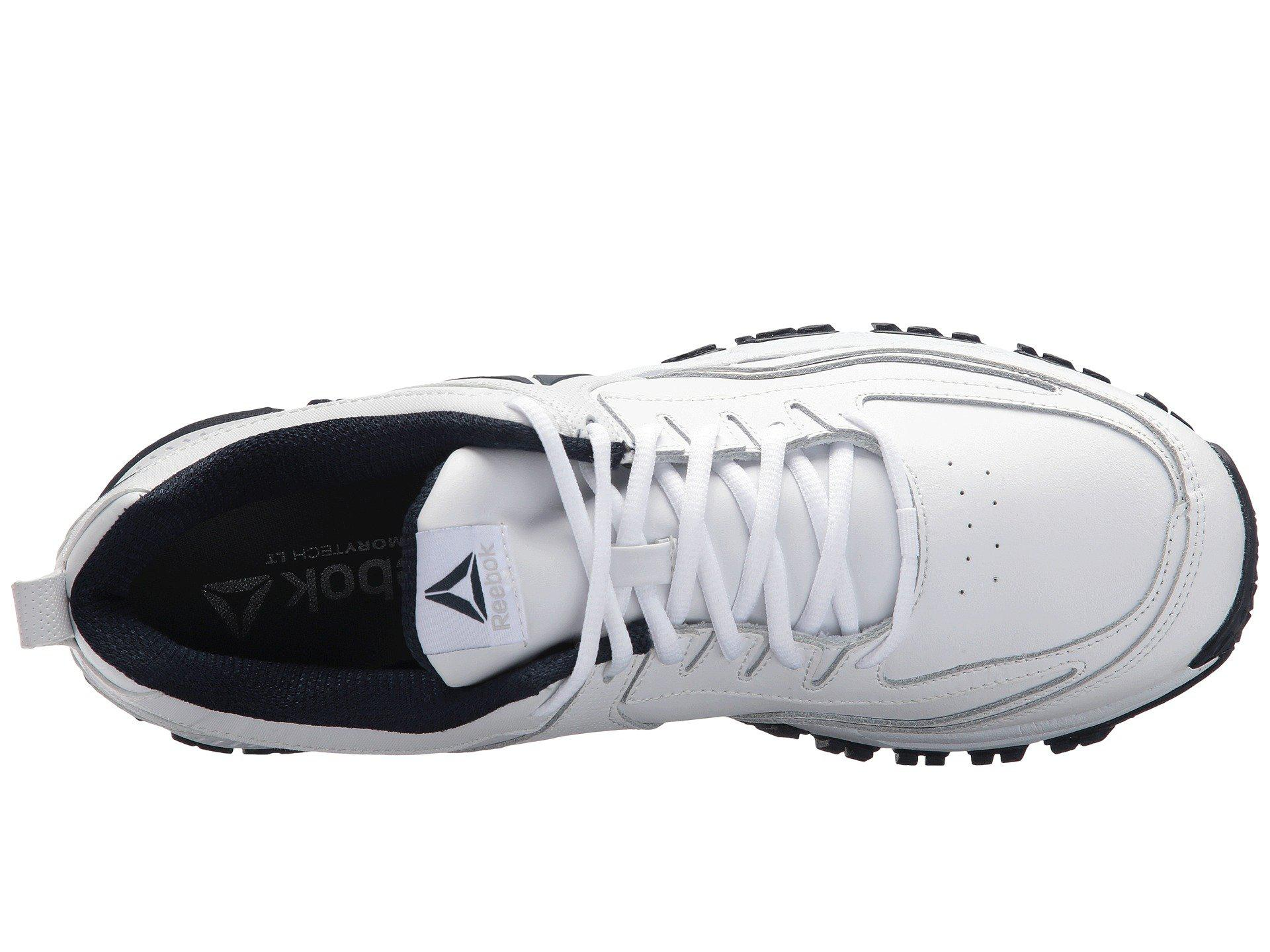 9f58d10f7b0 Reebok - White Ridgerider Leather for Men - Lyst. View fullscreen