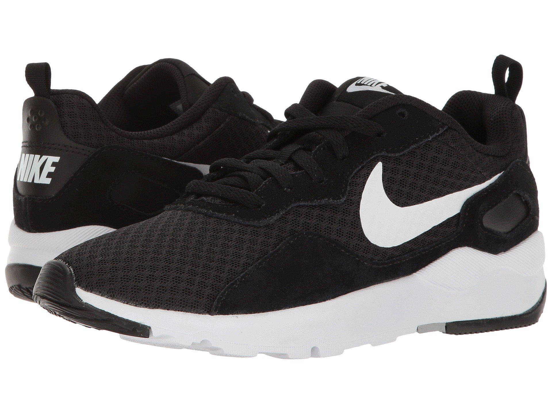 Nike. Men's Black Ld Runner