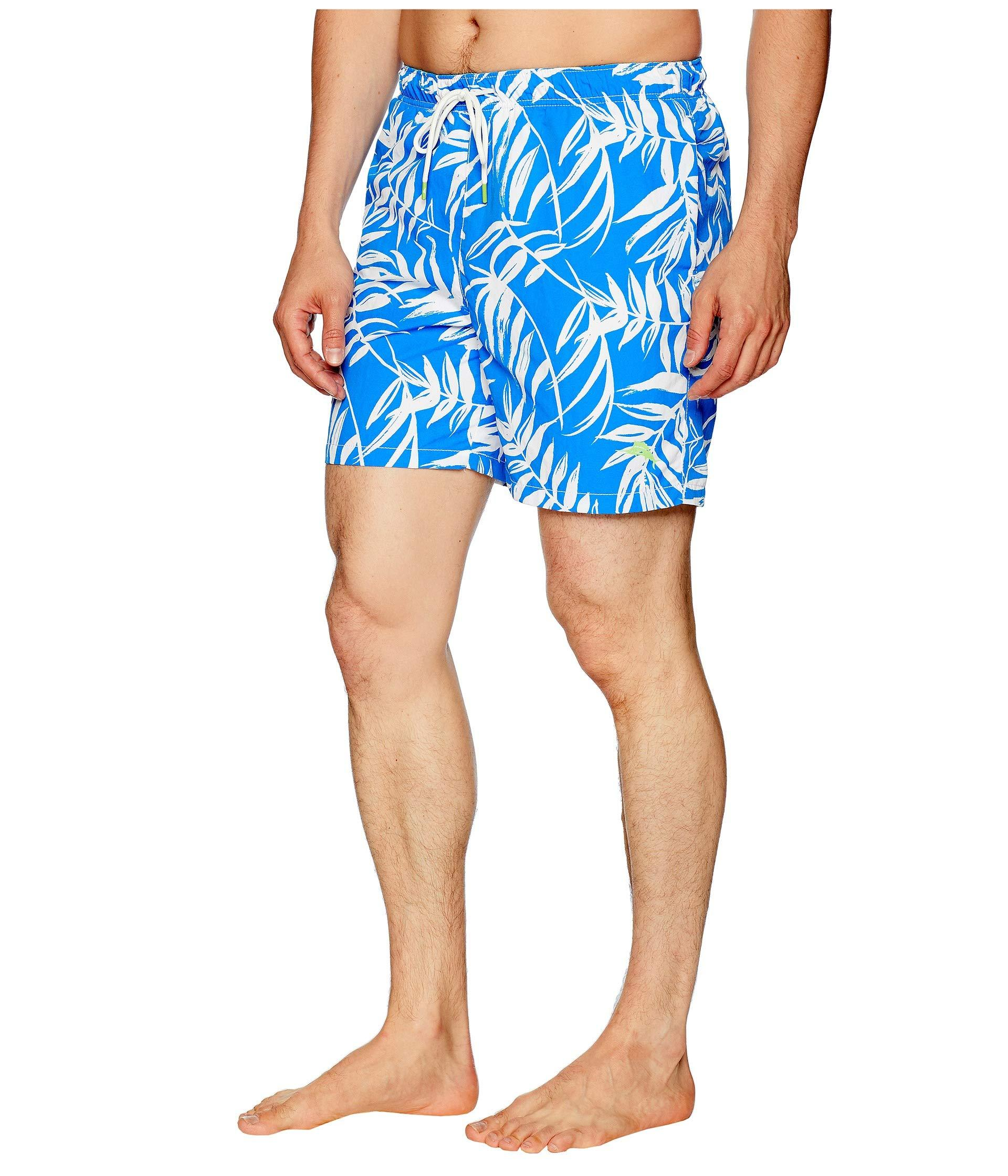 7372486416 Lyst - Tommy Bahama Naples Muy Caliente Swim Trunk in Blue for Men - Save  43%