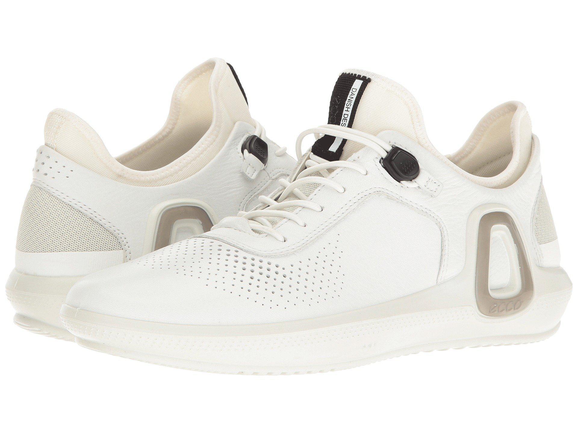 41cb6621e329 Lyst - Ecco Intrinsic 3 Sneaker in White - Save 27%