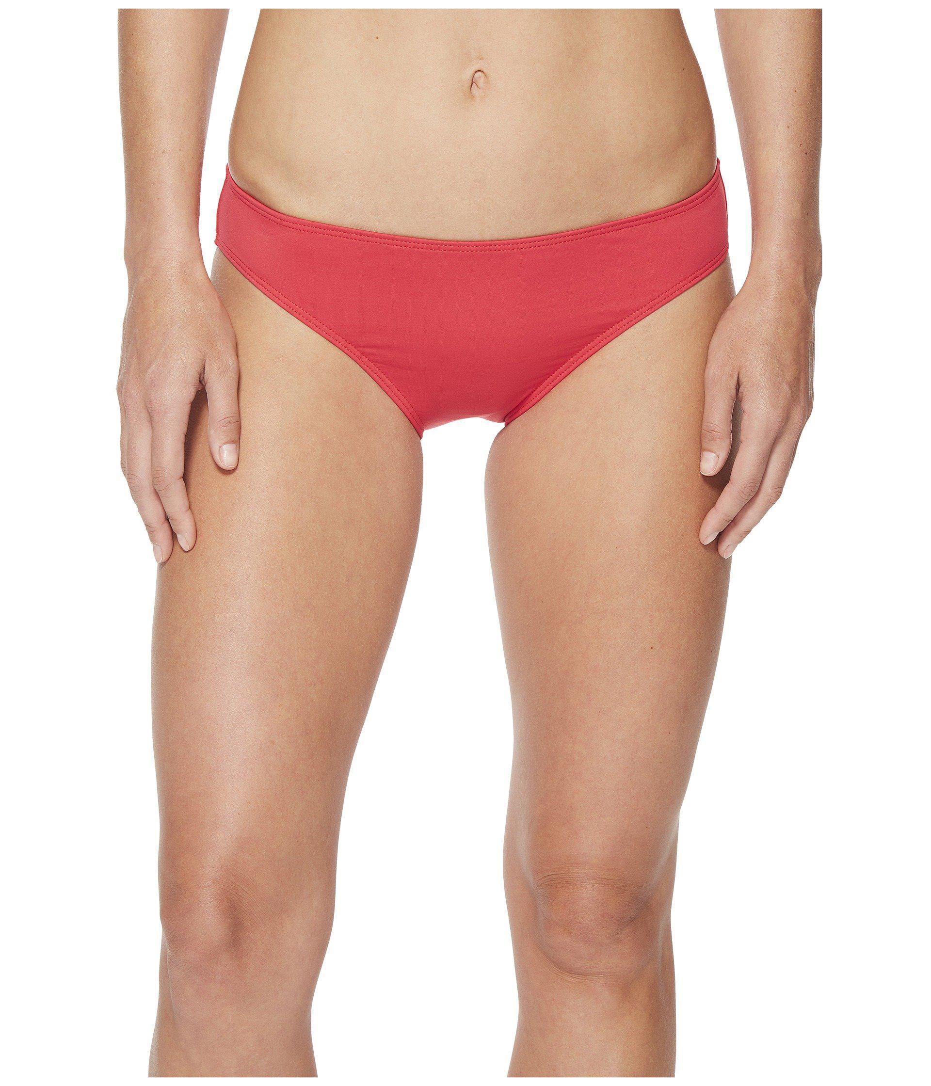4aed93dbbf Lauren by Ralph Lauren. Women's Beach Club Solids Solid Hipster Bottoms