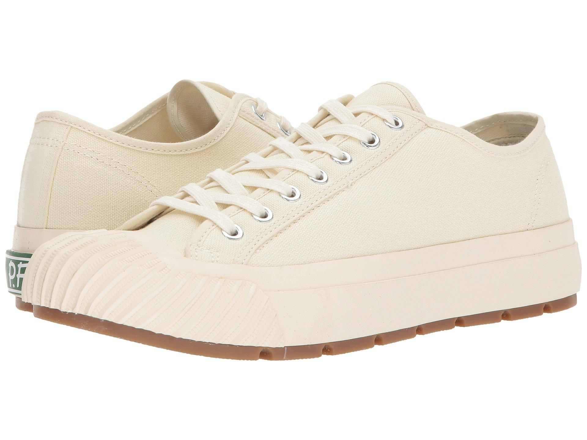 the latest a8bf1 6ee13 PF Flyers Grounder Lo in Natural for Men - Lyst