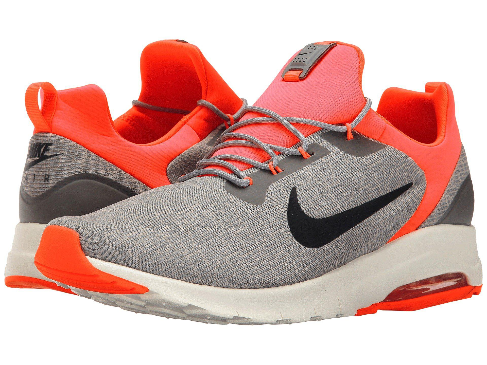 03af8252e3da ... where to buy lyst nike air max motion racer in red for men e0134 d7733