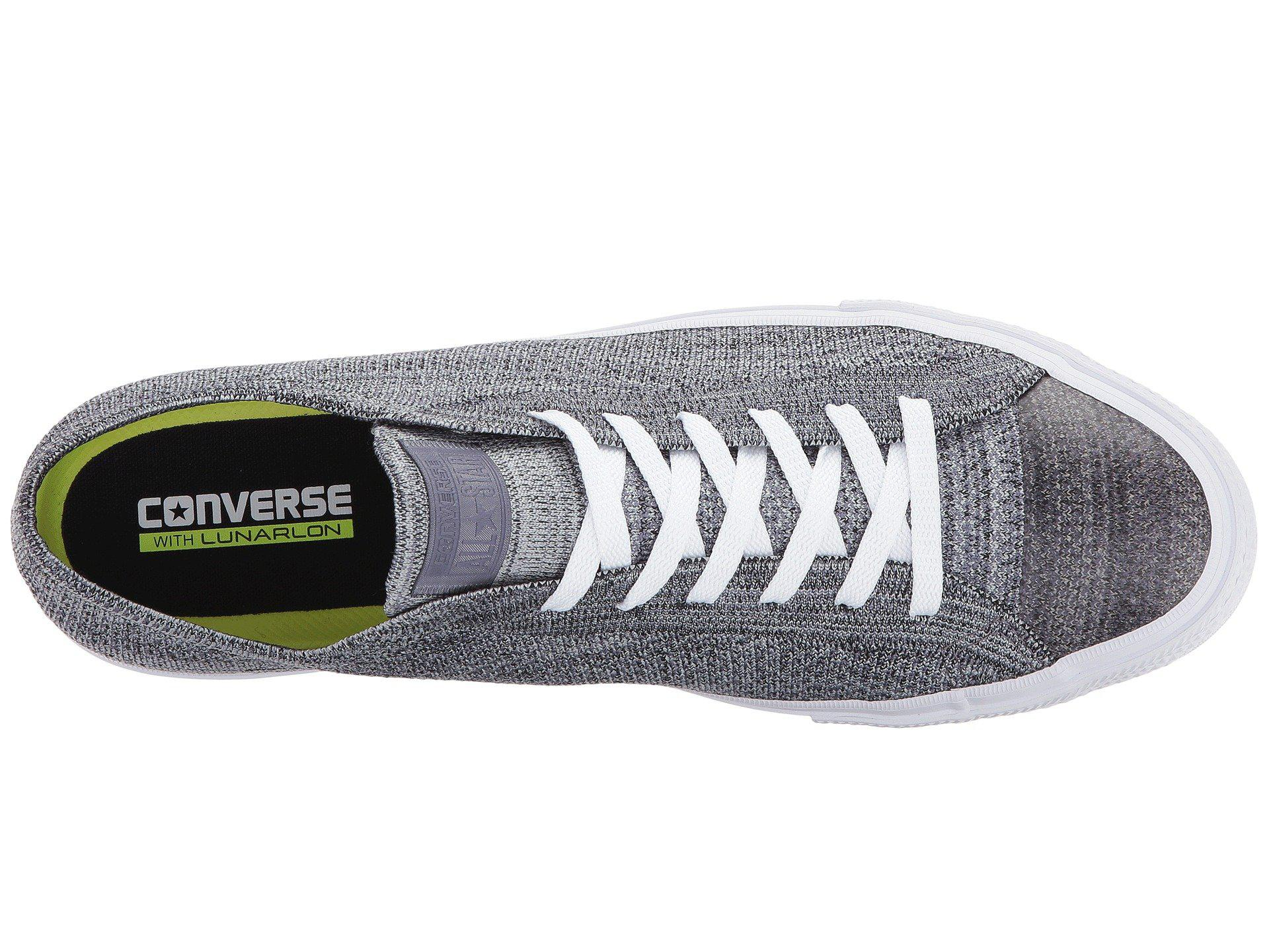 Lyst - Converse Chuck Taylor® All Star® X Nike Flyknit Ox for Men ab6b29a1b