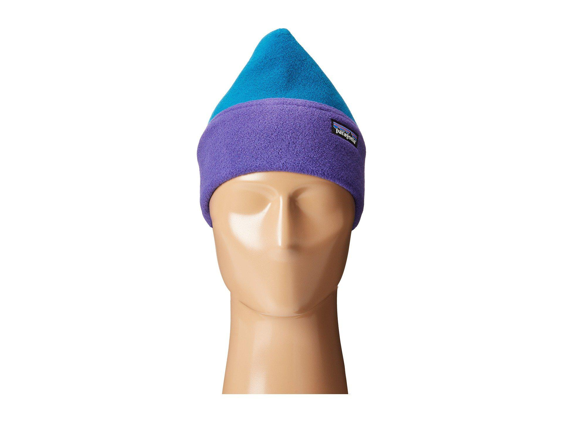 Lyst - Patagonia Synch Alpine Hat in Blue for Men 7db8d526ac1