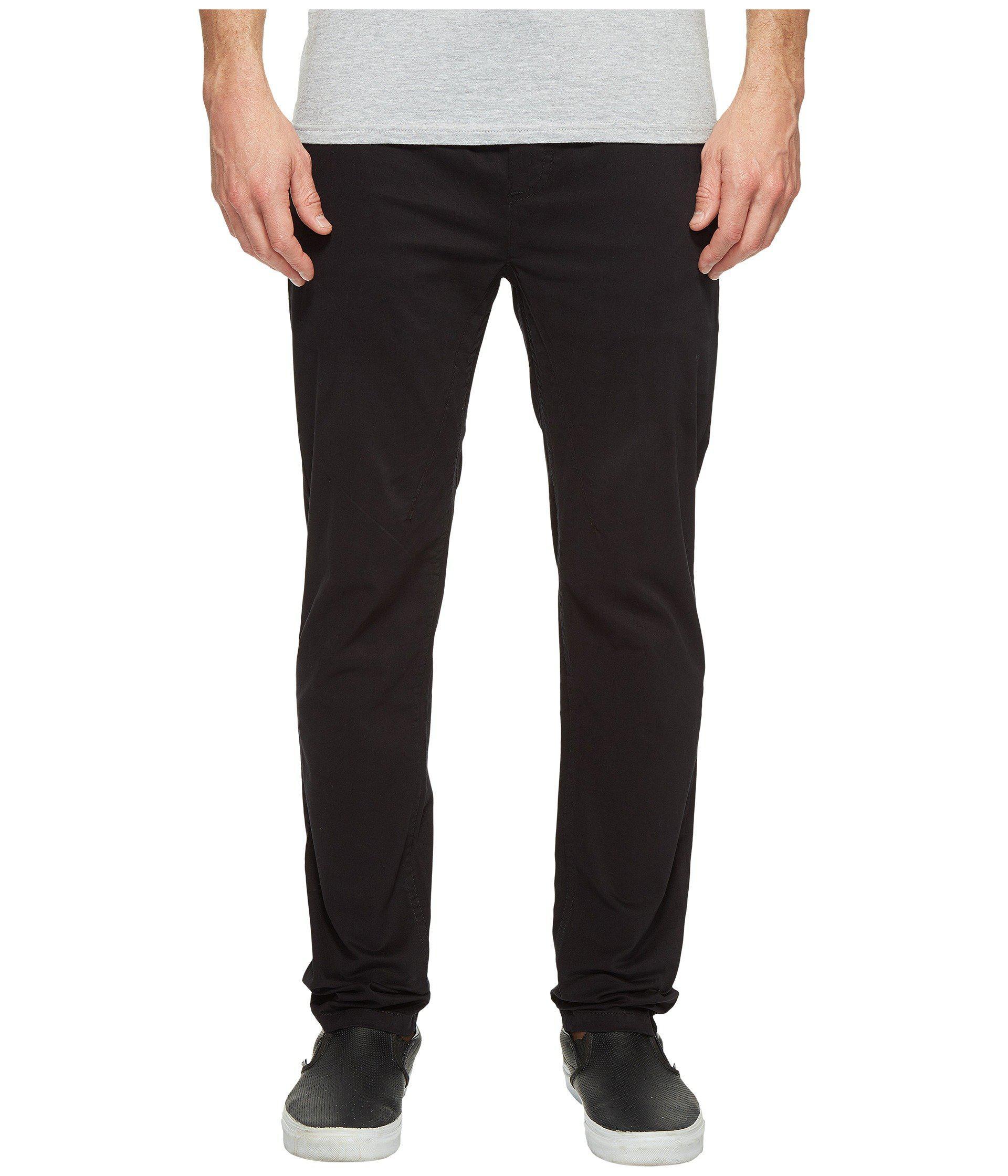 69115e6375 Lyst - Globe Goodstock Beach Pants in Black for Men