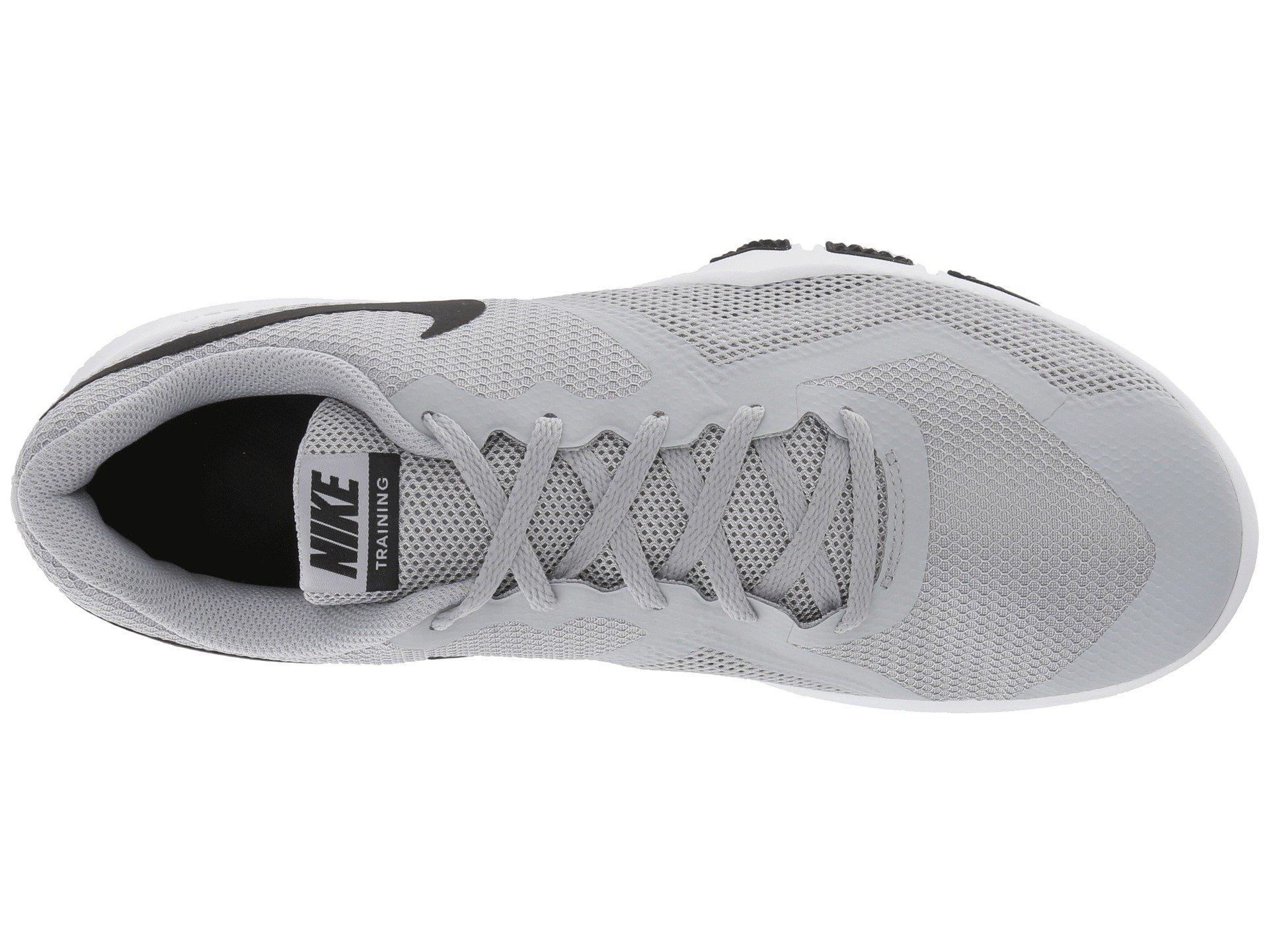 43a1f0a676cb9 Nike - Gray Flex Control Ii Cross Trainer for Men - Lyst. View fullscreen