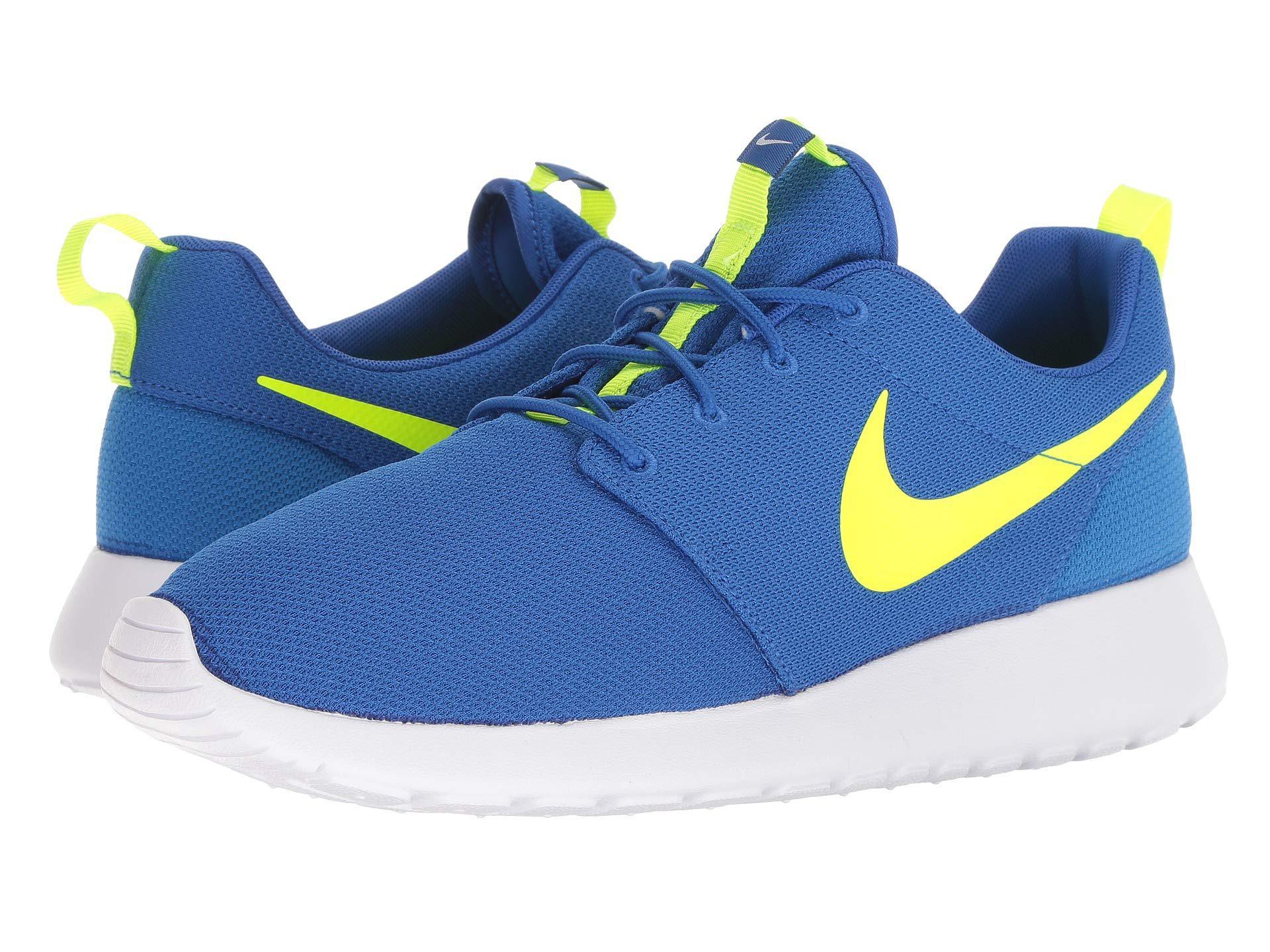 best website 38586 5a6dd Nike. Men s Blue Roshe One