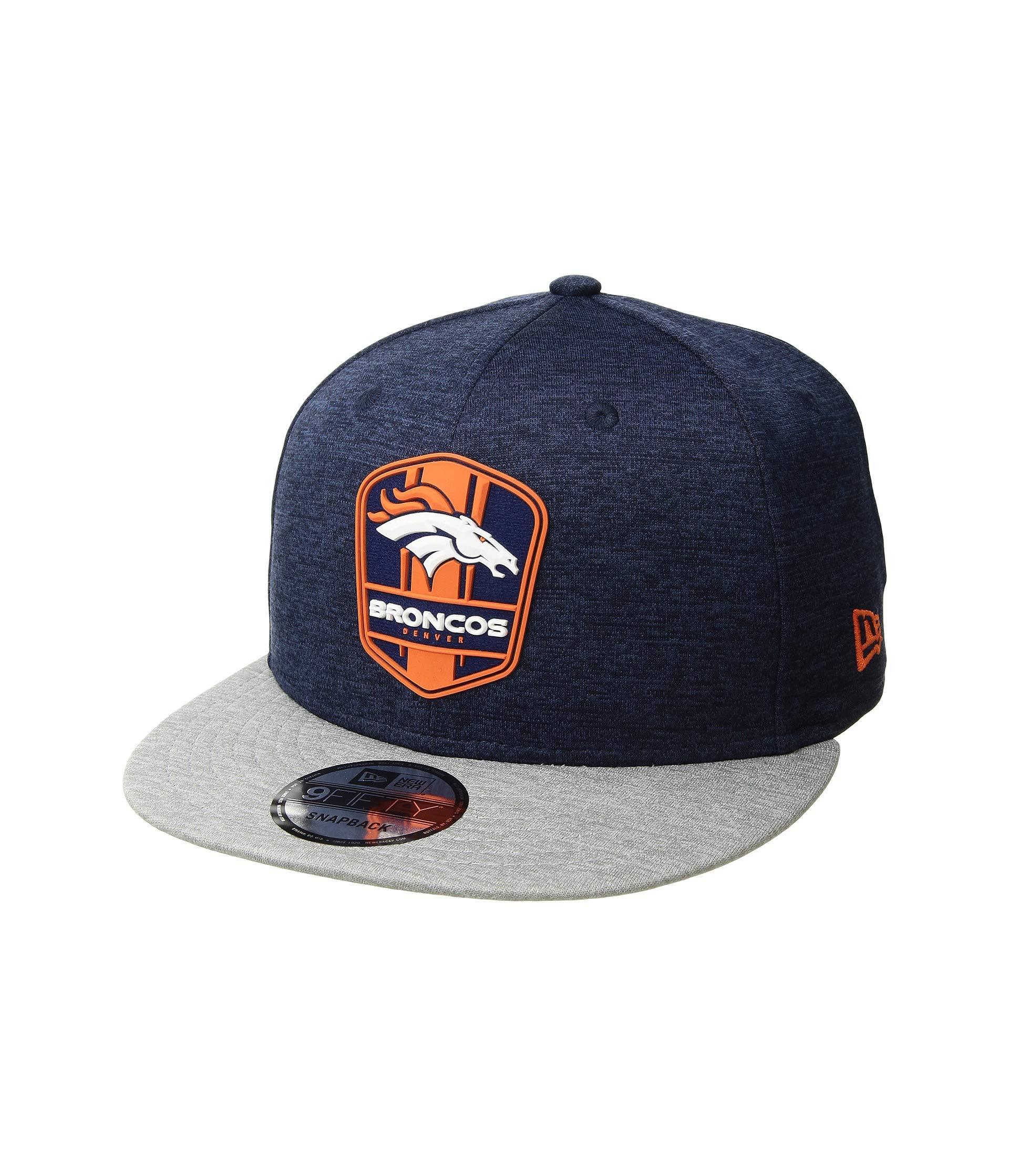 Lyst - Ktz 9fifty Official Sideline Away Snapback - Denver Broncos ... 945090aff