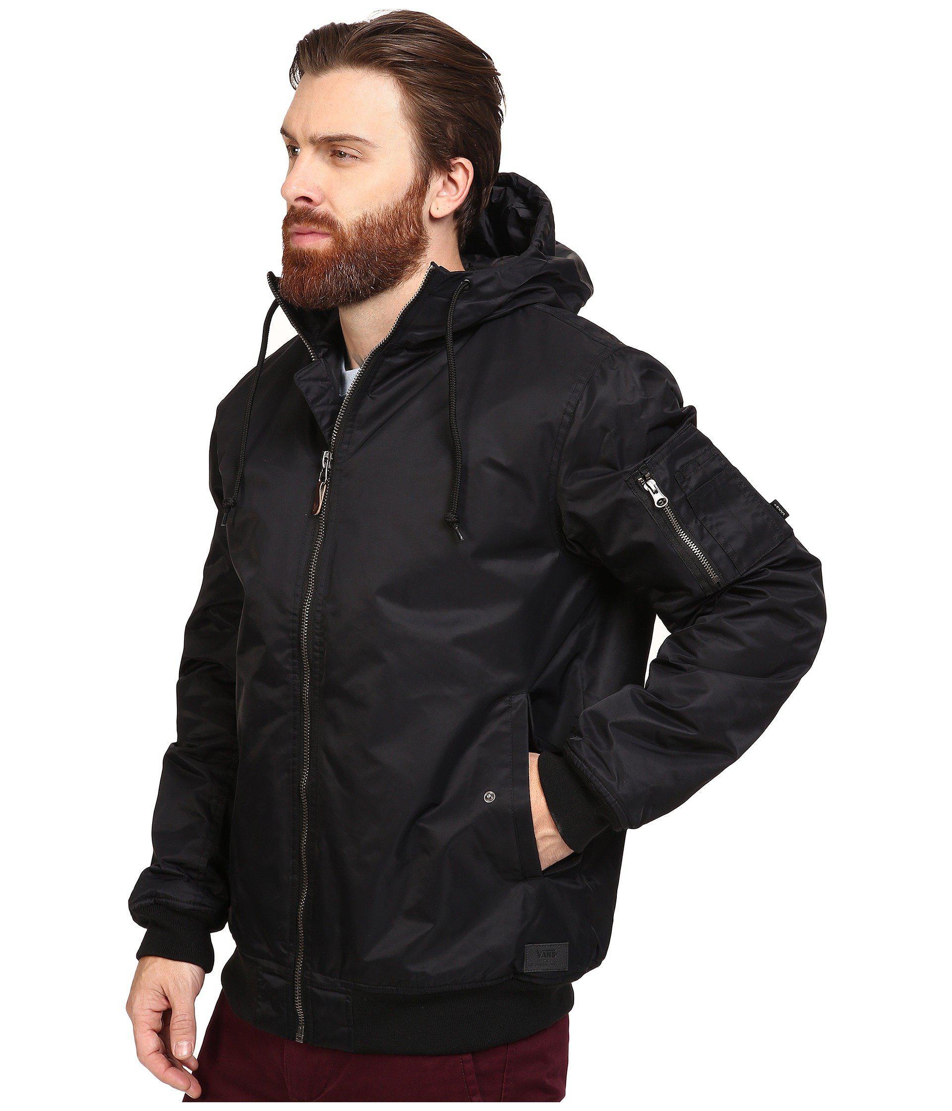 a685186e7ba Lyst - Vans Kilroy Mountain Edition Jacket in Black for Men