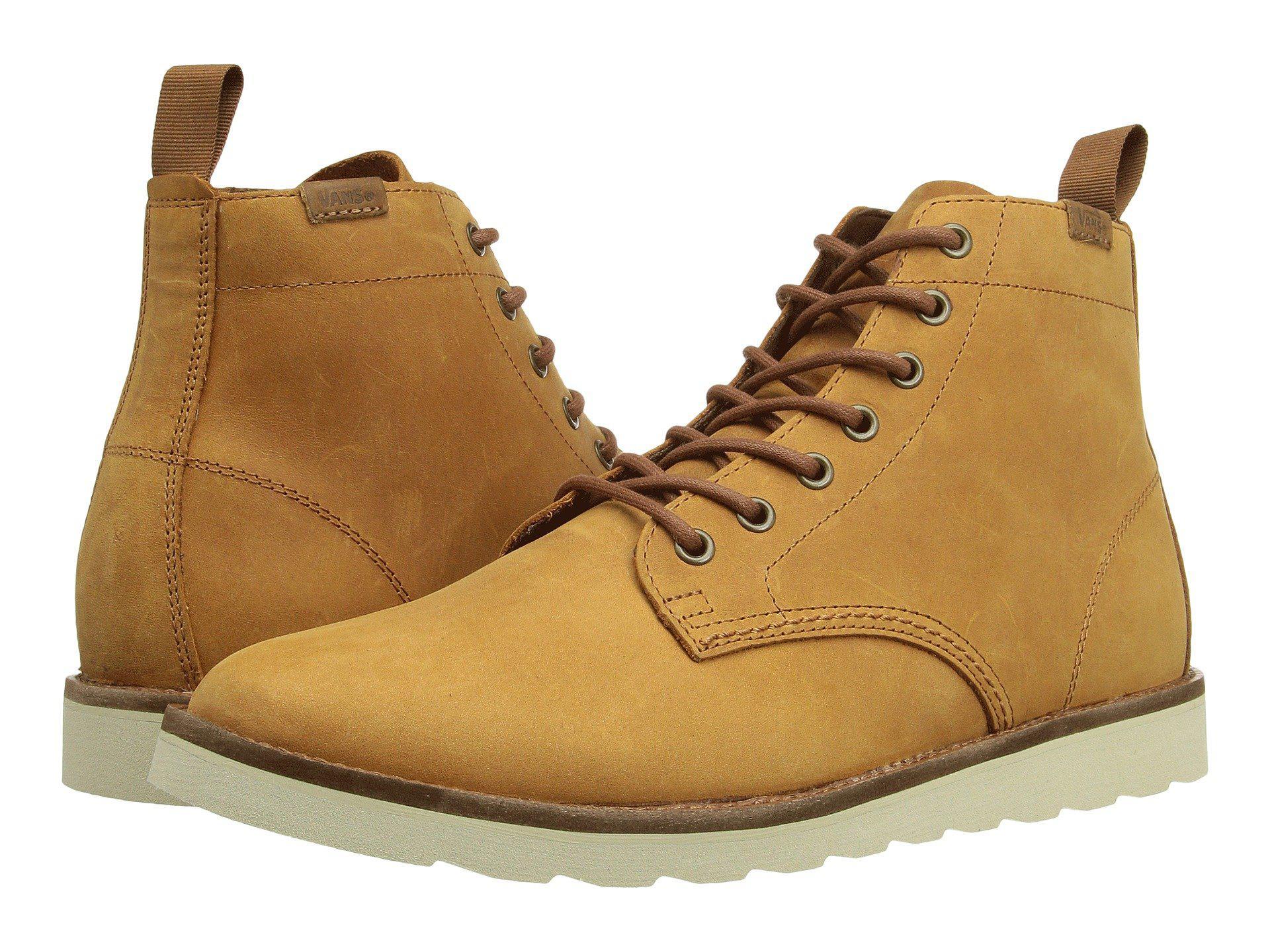574a907399 Lyst - Vans Sahara Boot in Brown for Men