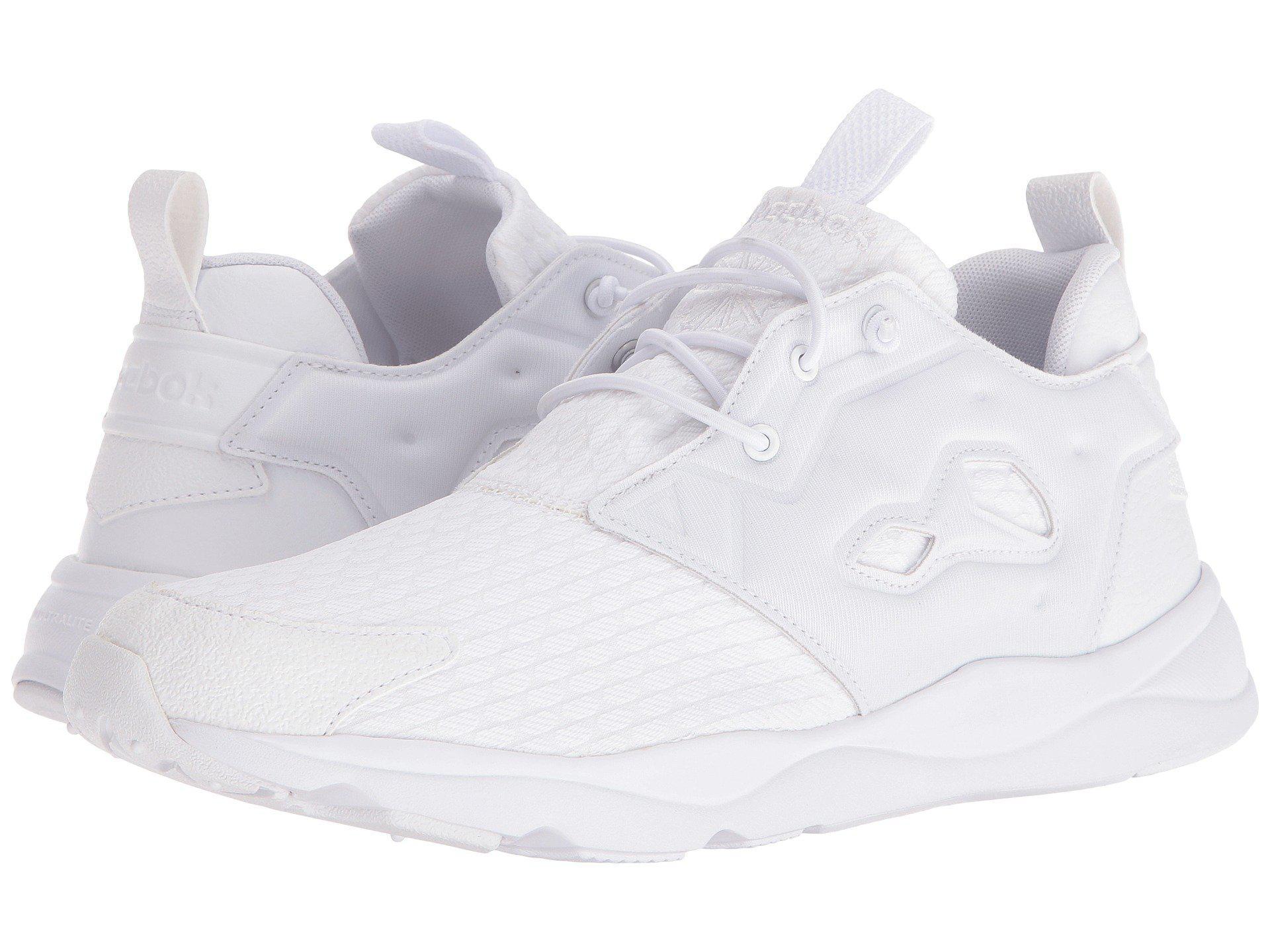ea325e606f68 Lyst - Reebok Furylite in White for Men
