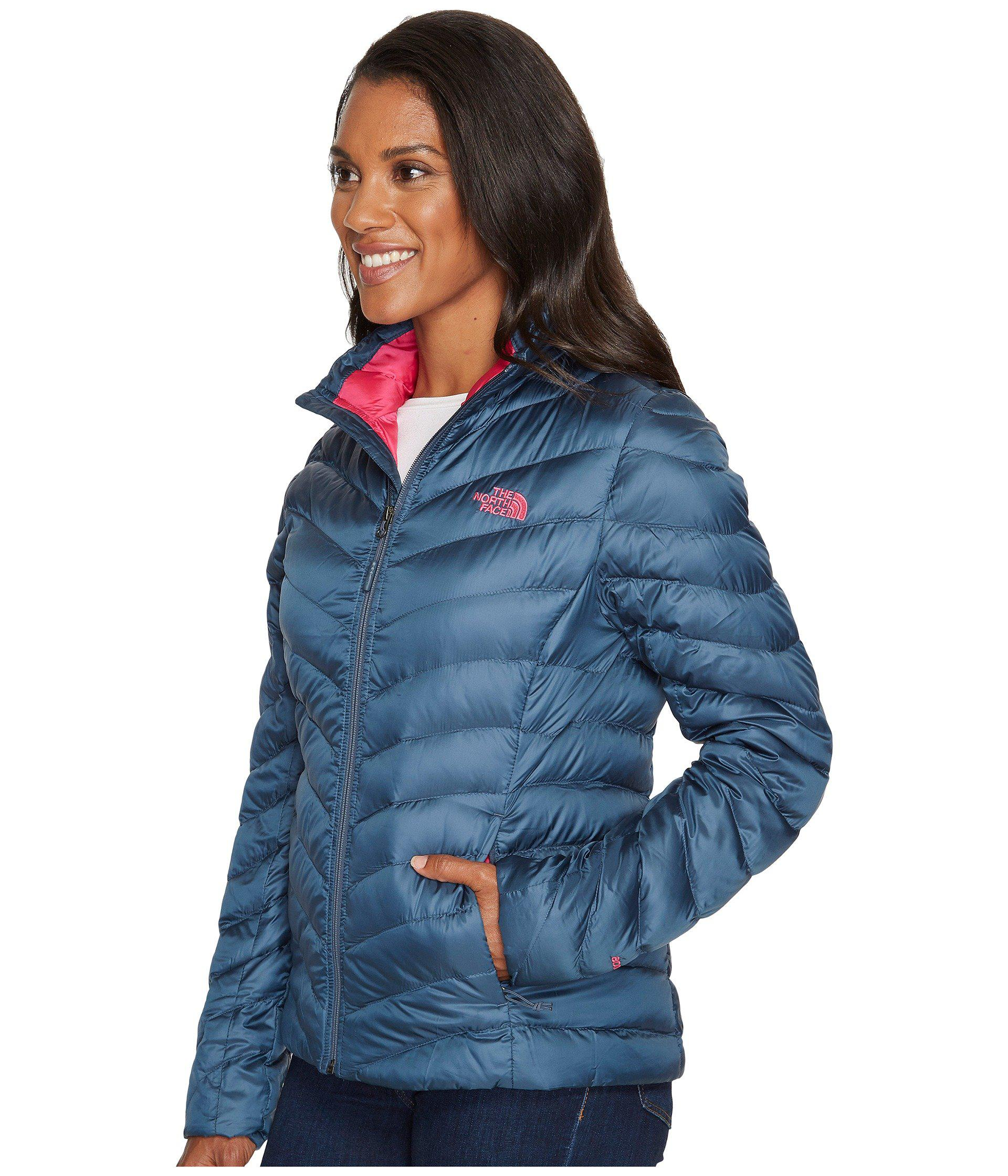 Lyst The North Face Trevail Jacket In Blue