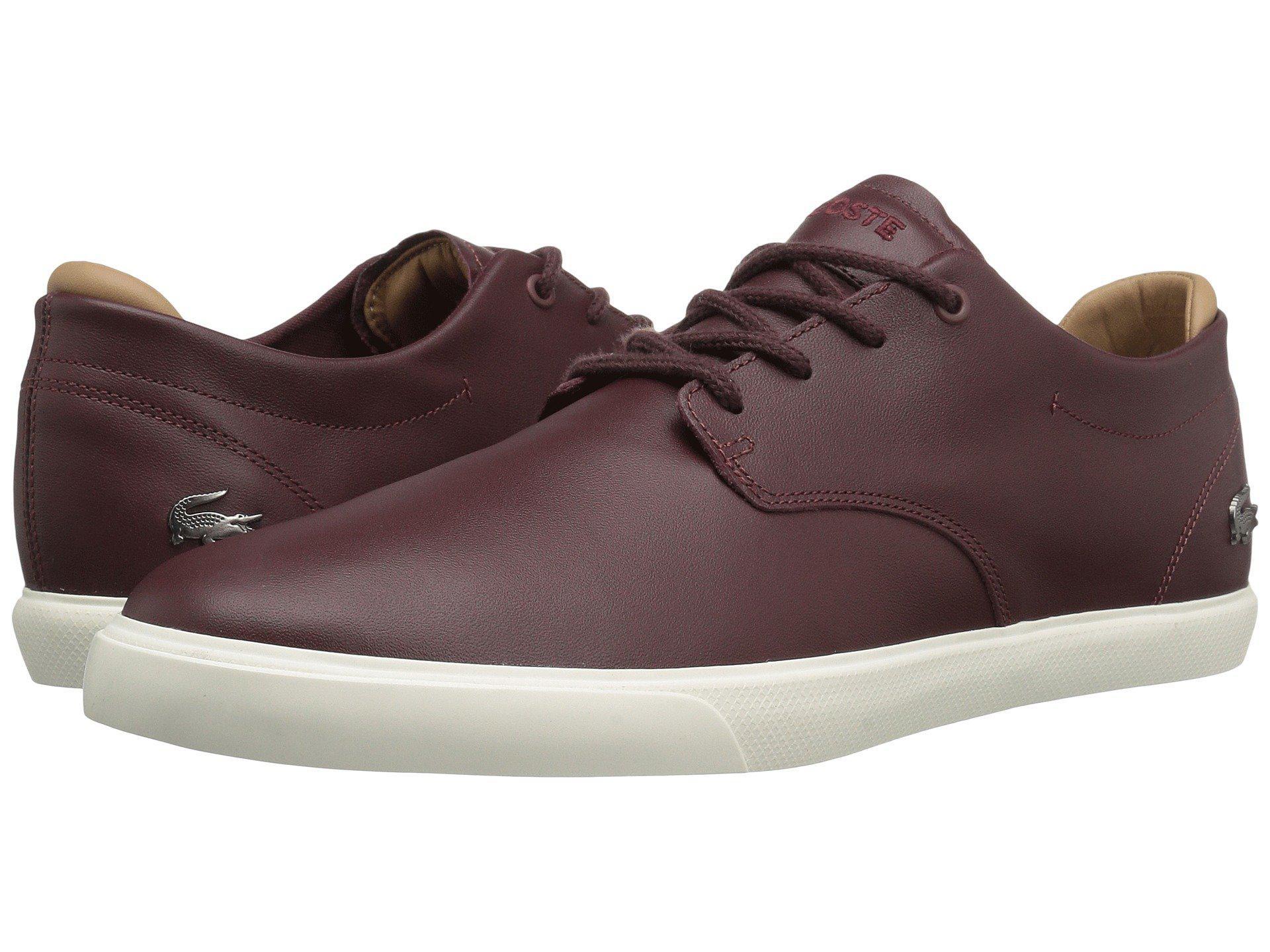 685e314e6307d1 Lyst - Lacoste Espere 117 1 Cam Fashion Sneaker in Brown for Men