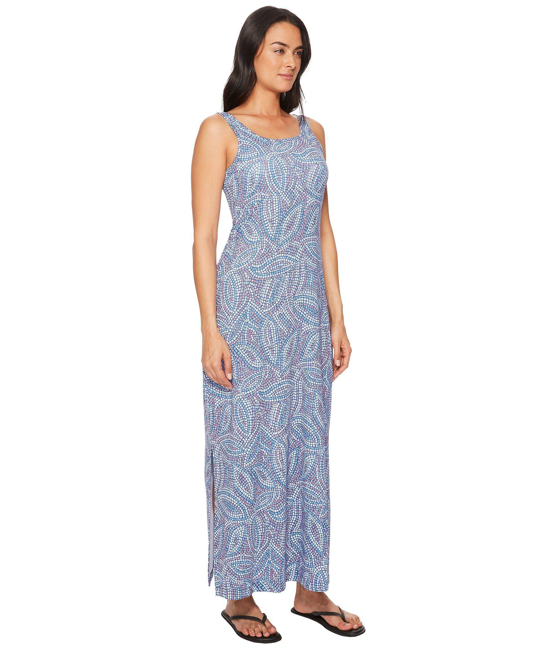 26454fa9b4 Lyst - Columbia Freezertm Maxi Dress in Blue